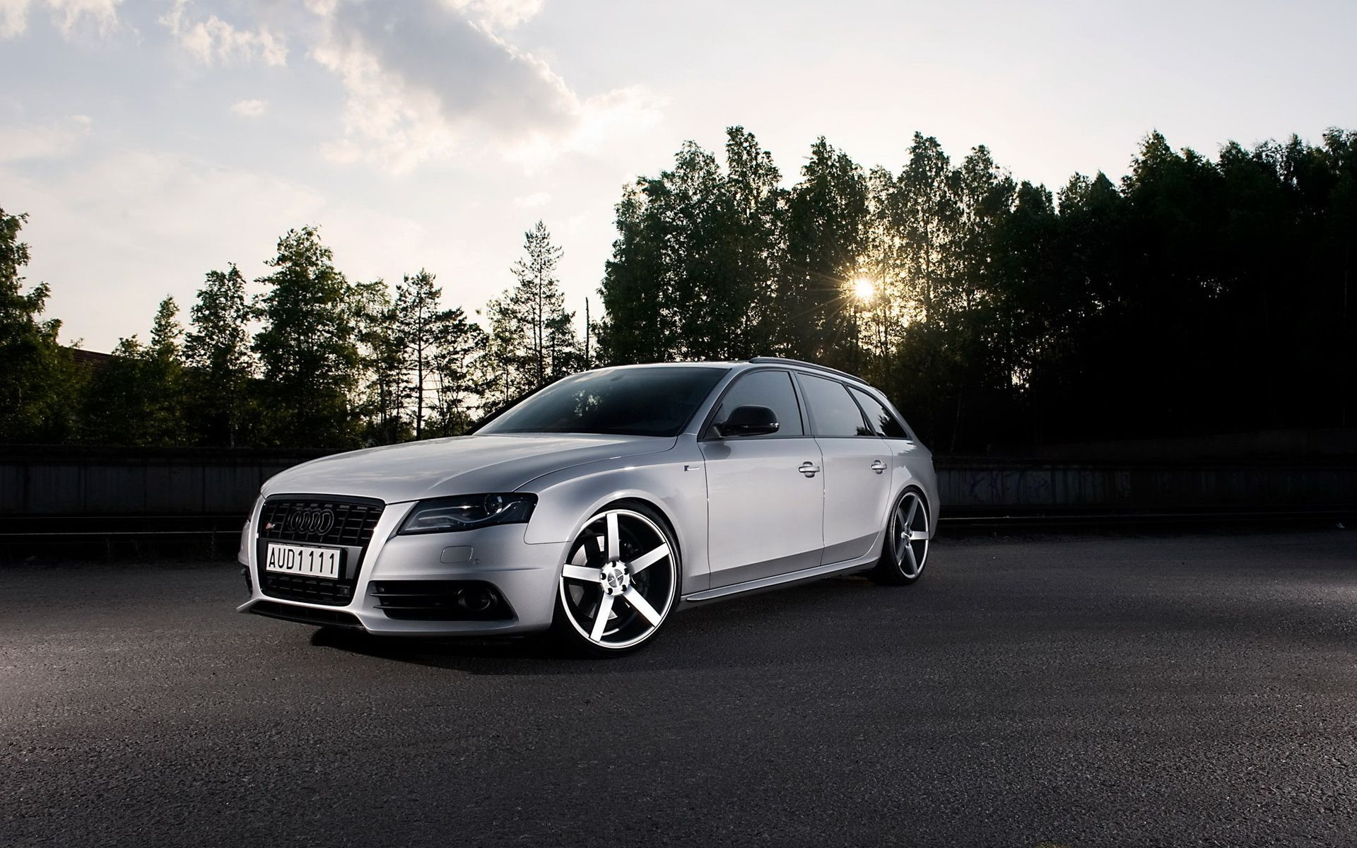 Audi S4 Wallpapers 01