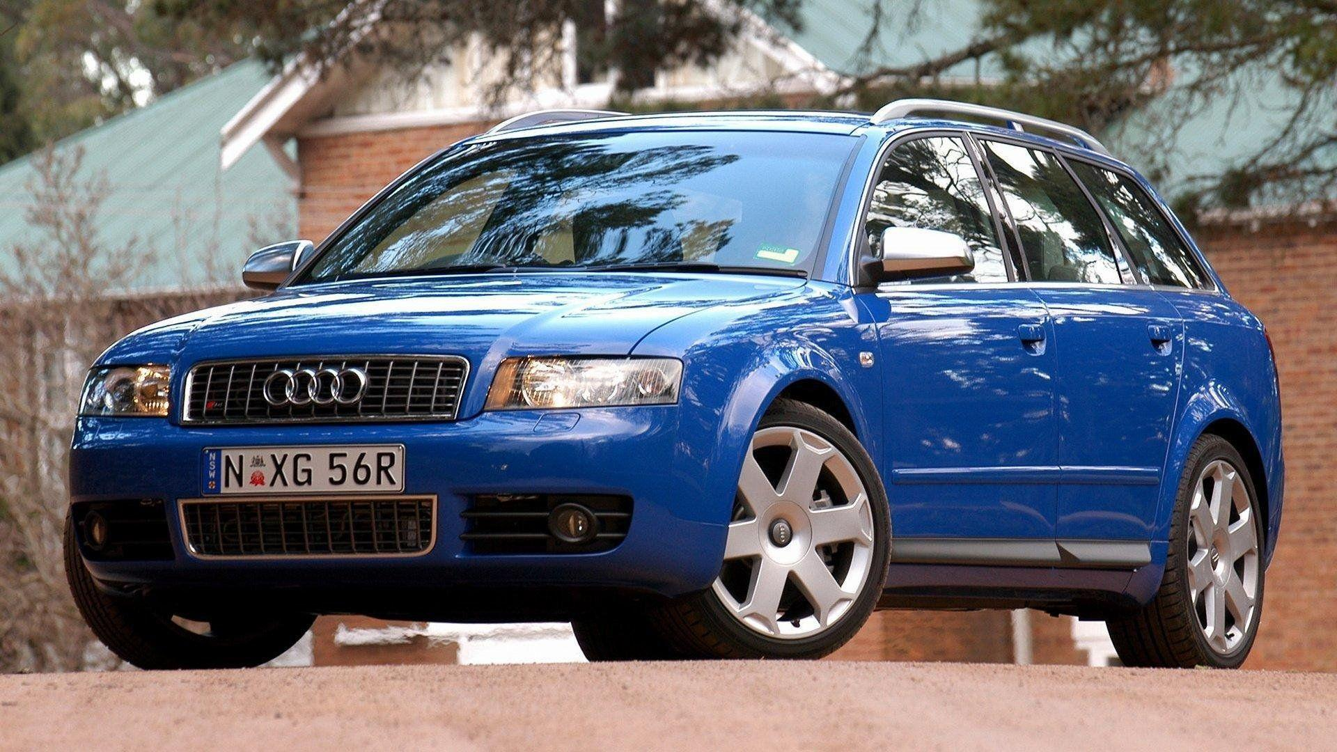 Car 2003 Audi S4 Avant HD Wallpapers for iPhone, Android & Desktop