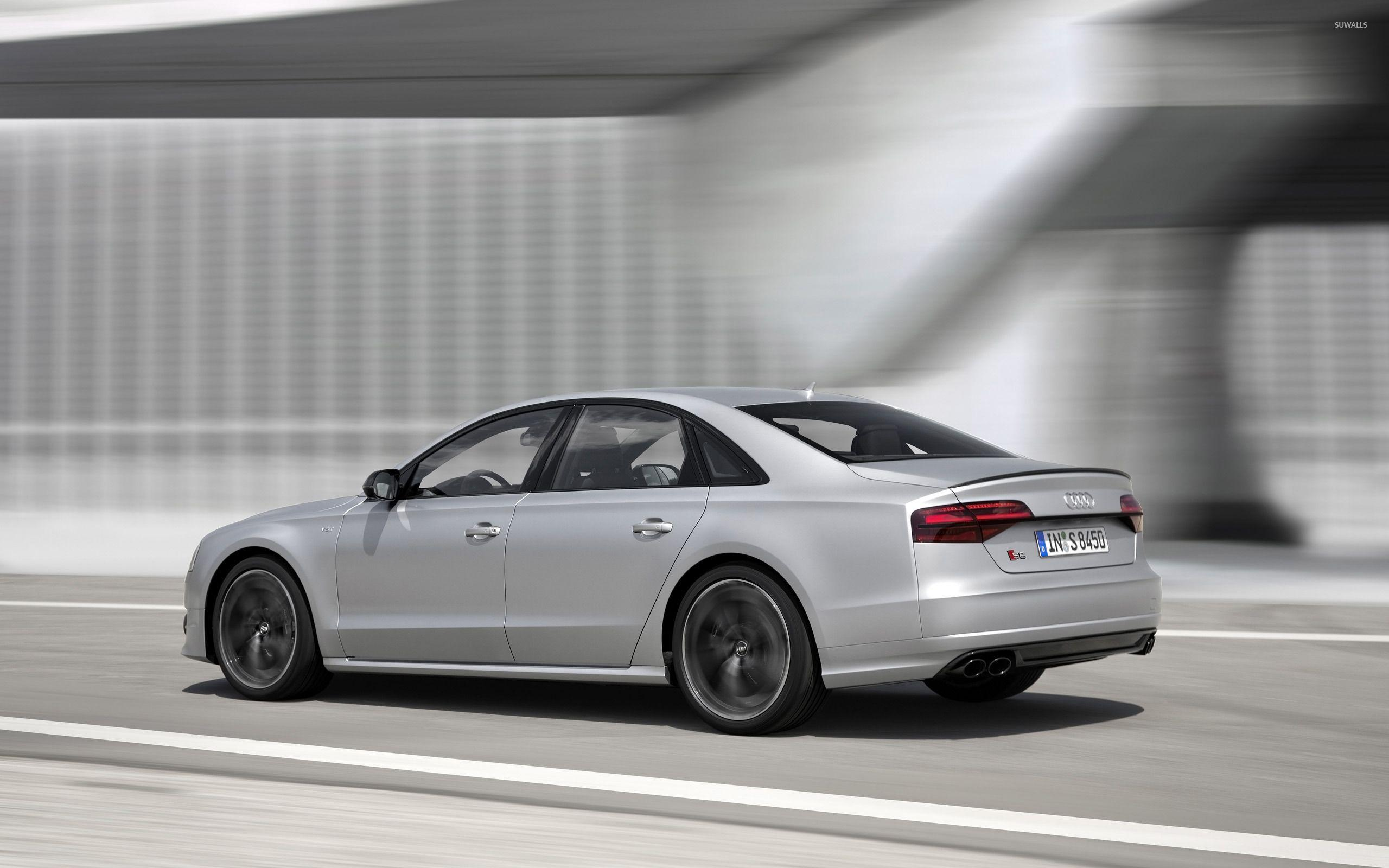 2016 Audi S8 side view [2] wallpapers