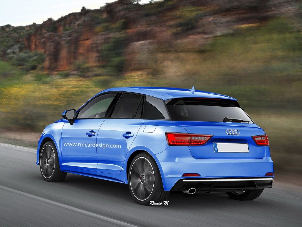 2018 Audi SQ2 Side Wallpapers