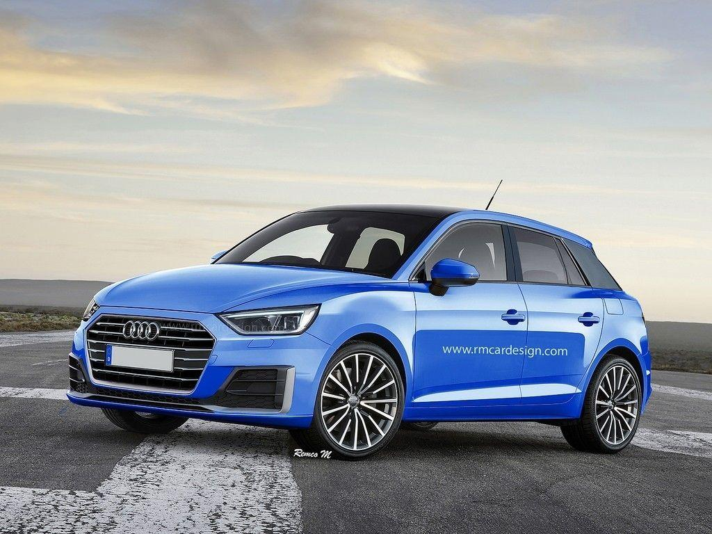 2018 Audi SQ2 Front High Resolution