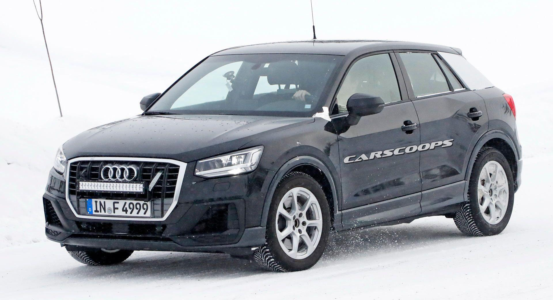 Spicy Audi SQ2 Will Start Scaring Hot Hatches This Fall