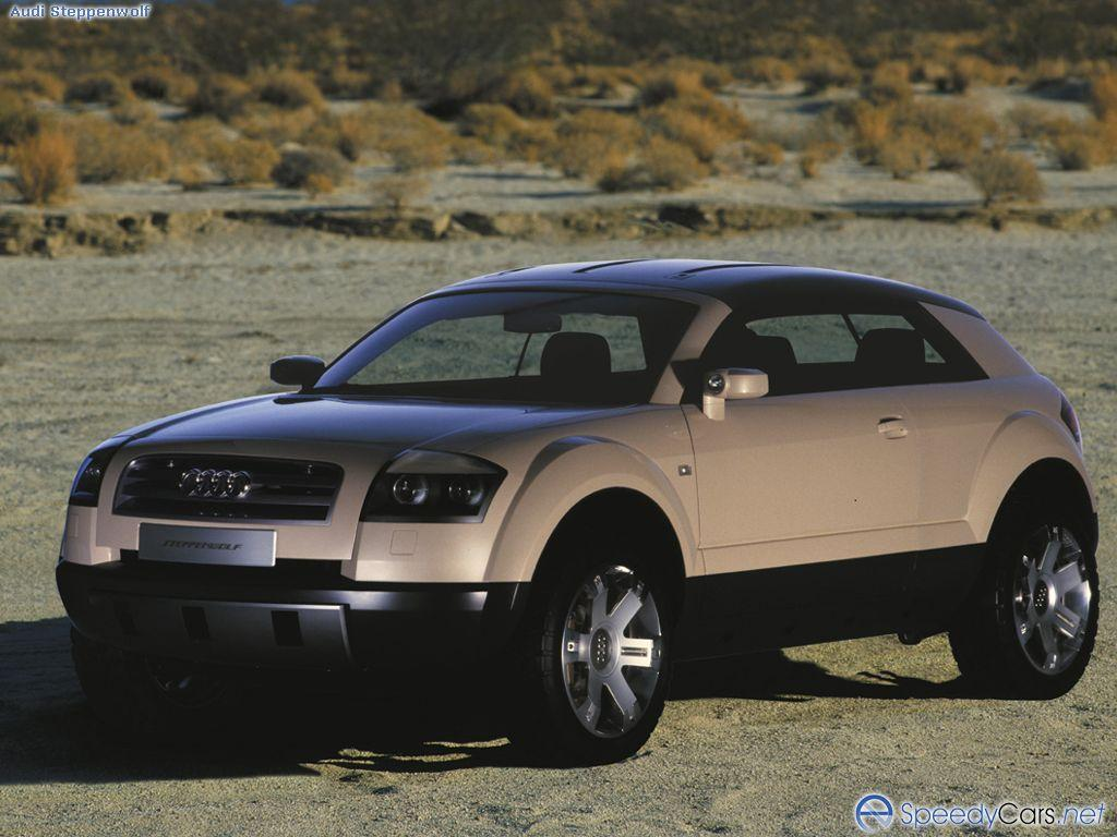 Audi Steppenwolf picture