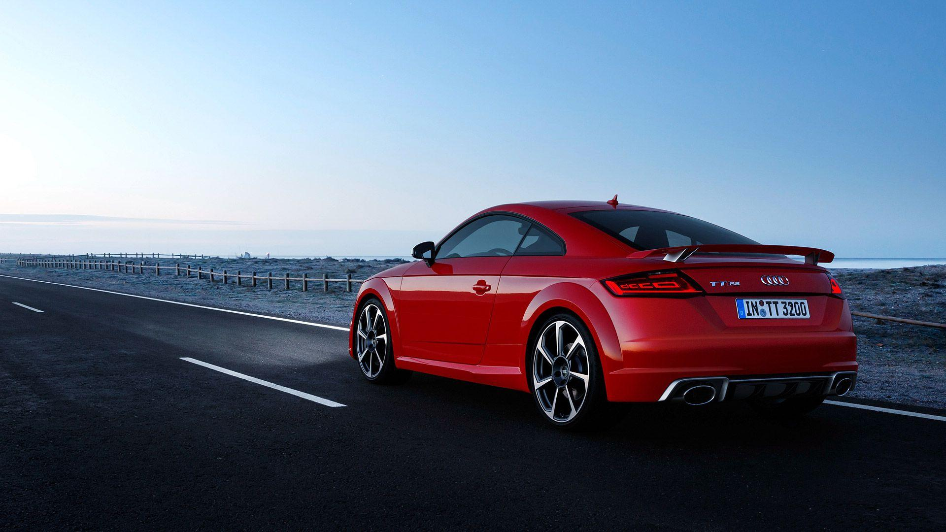 2017 Audi TT RS Wallpapers & HD Image