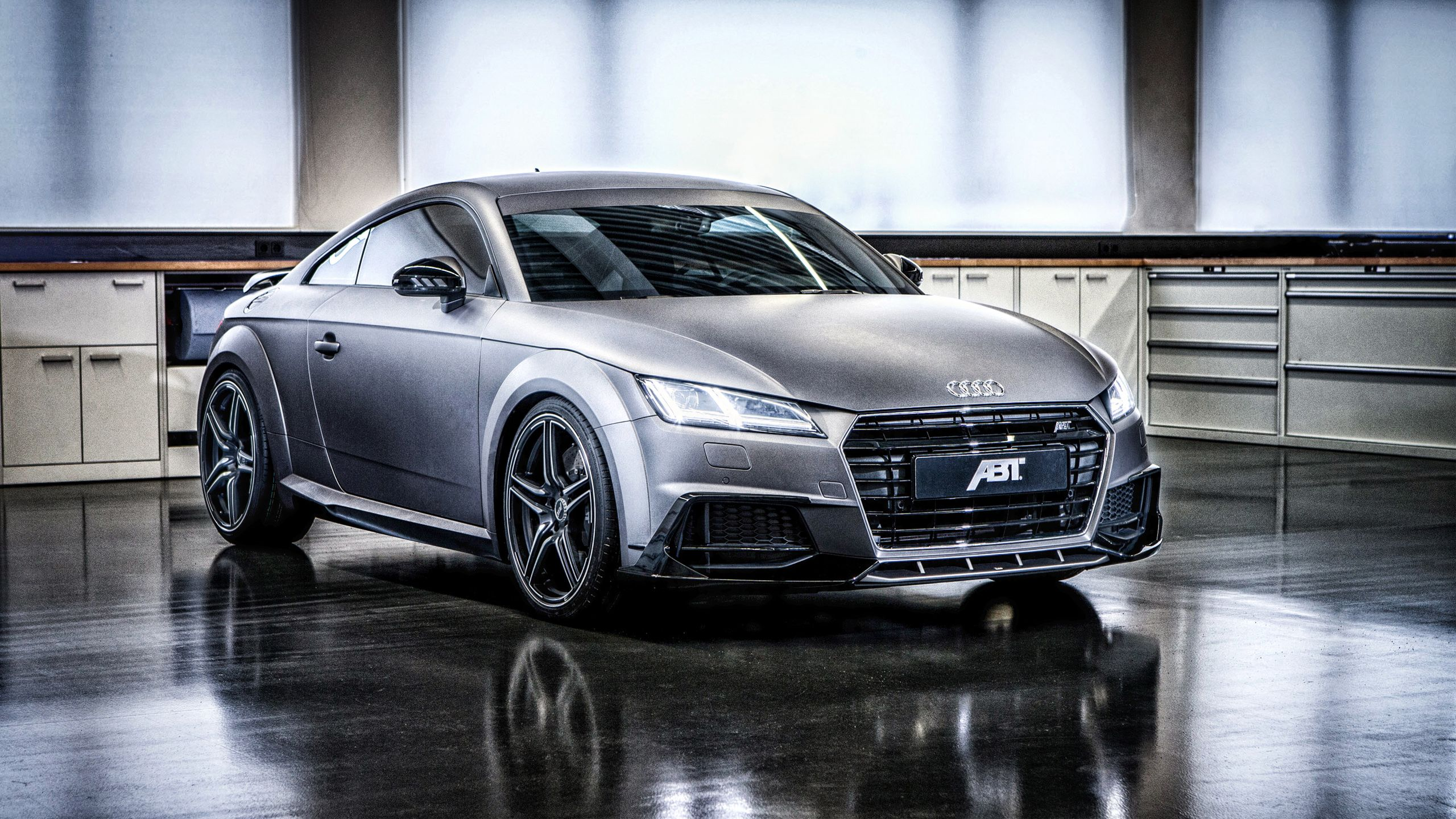 2015 ABT Audi TT RS Wallpapers