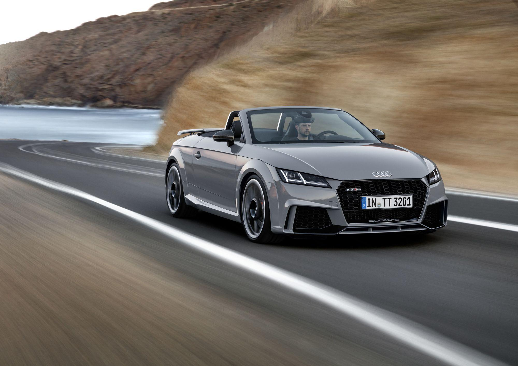 Audi TT RS Wallpapers Image Photos Pictures Backgrounds