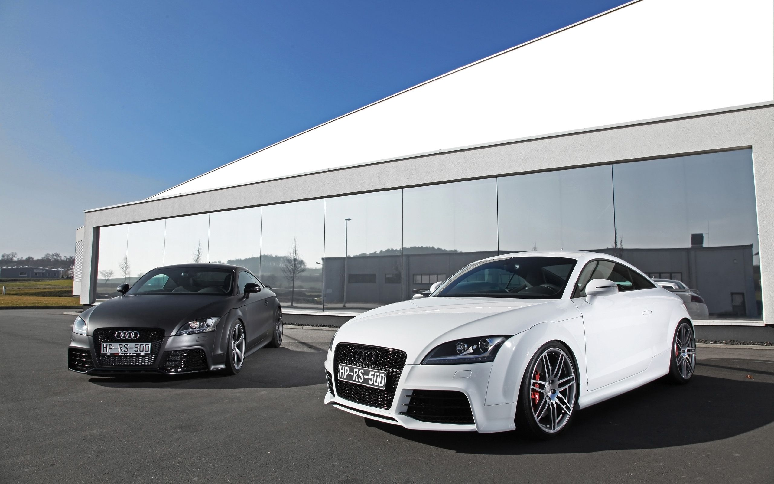 2014 HPerformance Audi TT RS Wallpapers