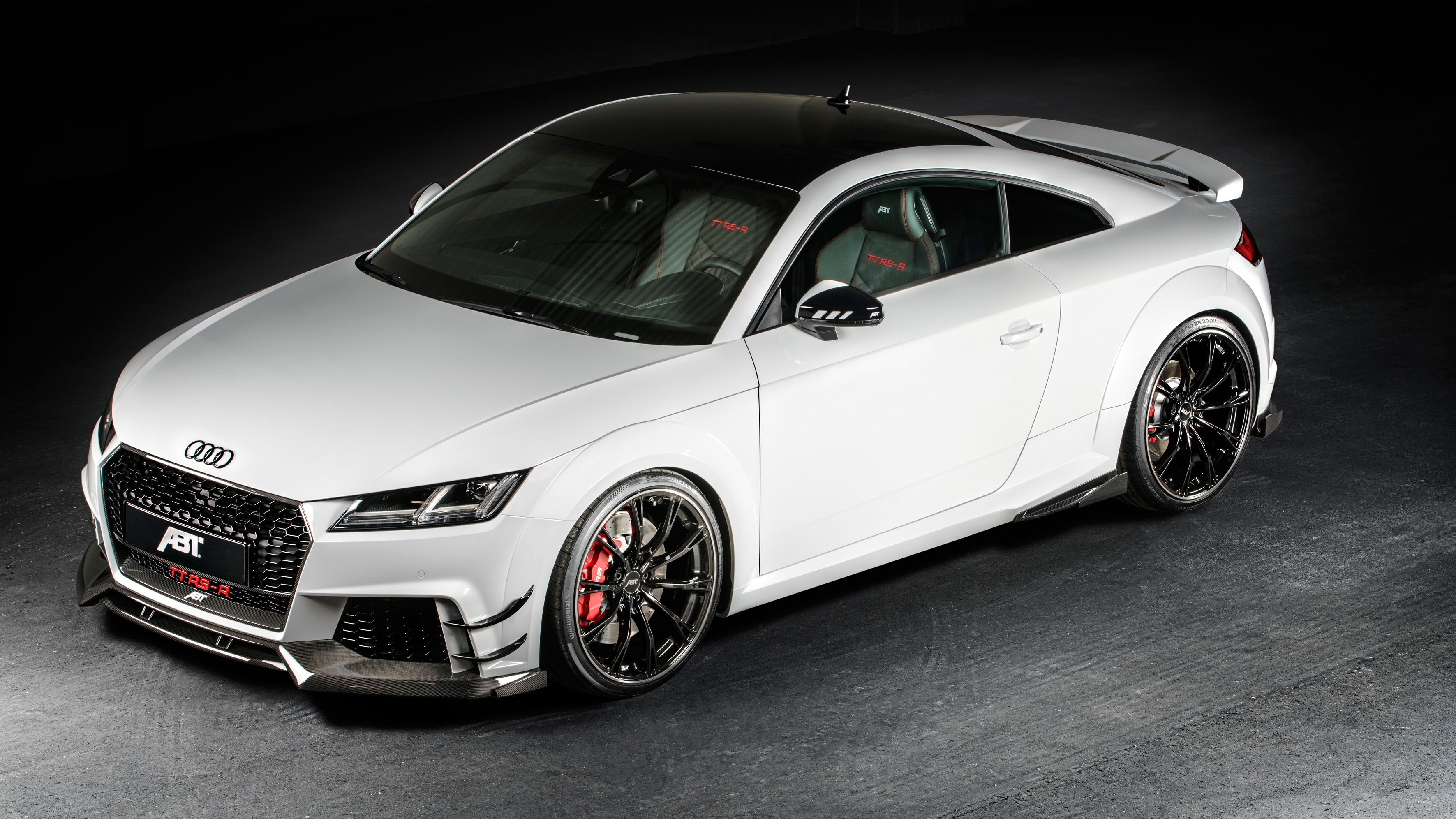 2017 ABT Audi TT RS R Wallpapers