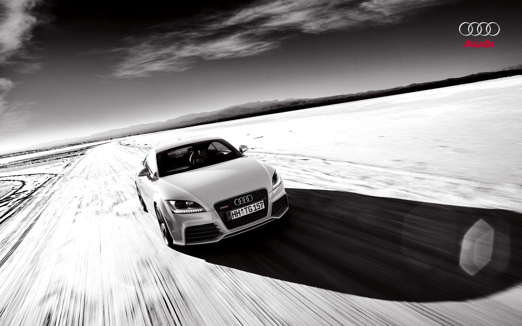 Audi TTRS Wallpapers
