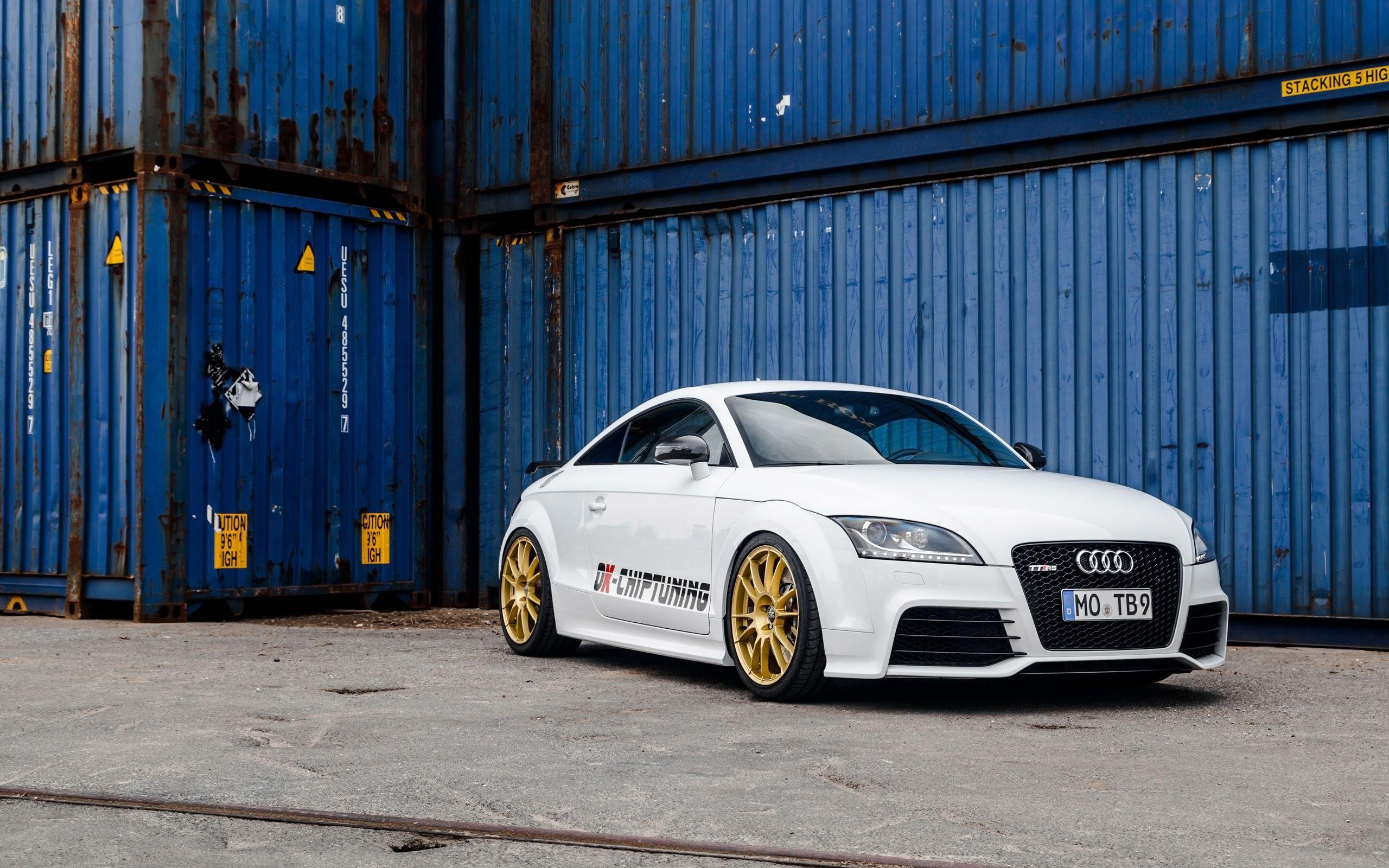2014 OK Chiptuning Audi TT RS Plus Wallpapers