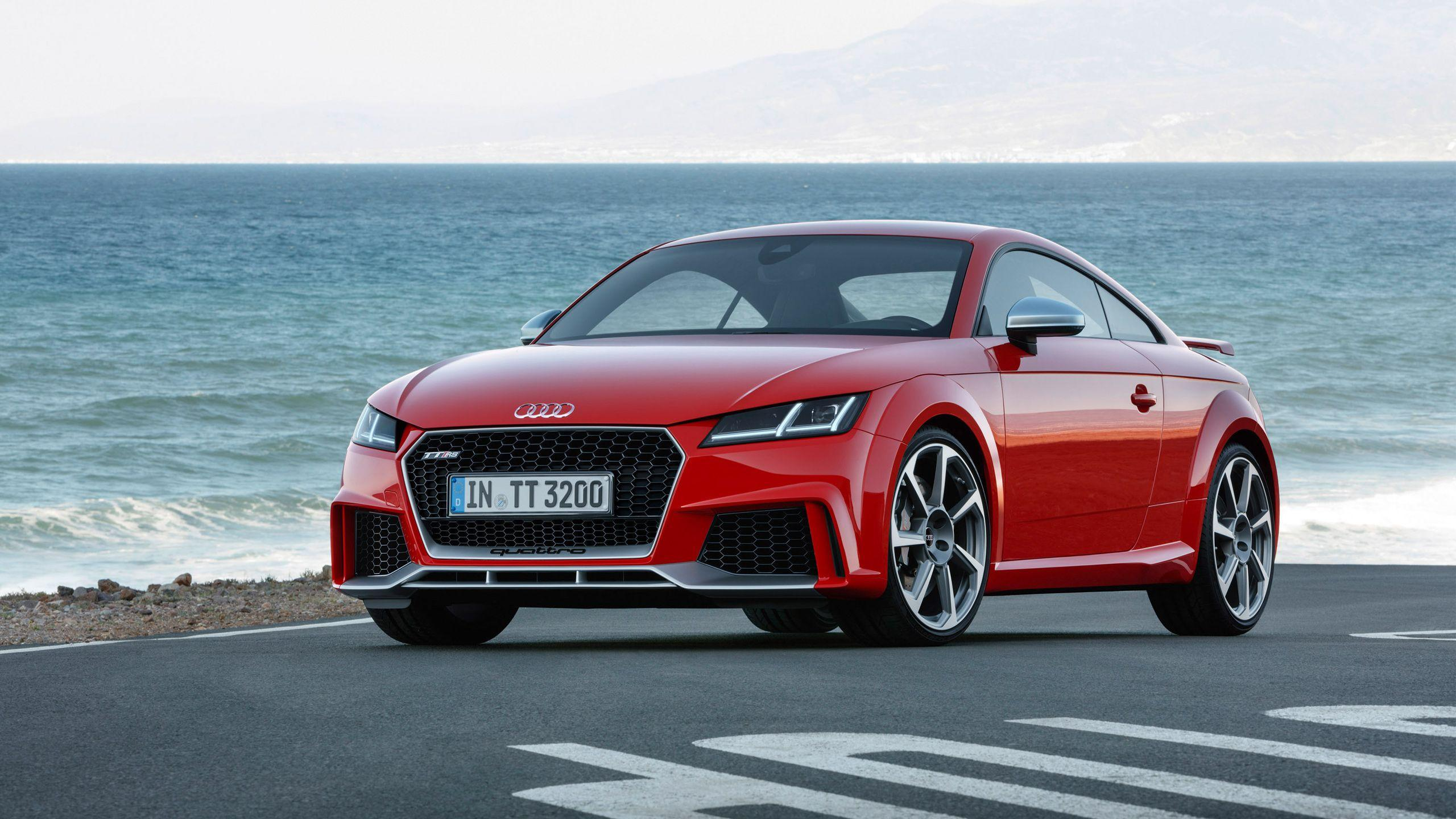 2017 Audi TT RS Wallpapers