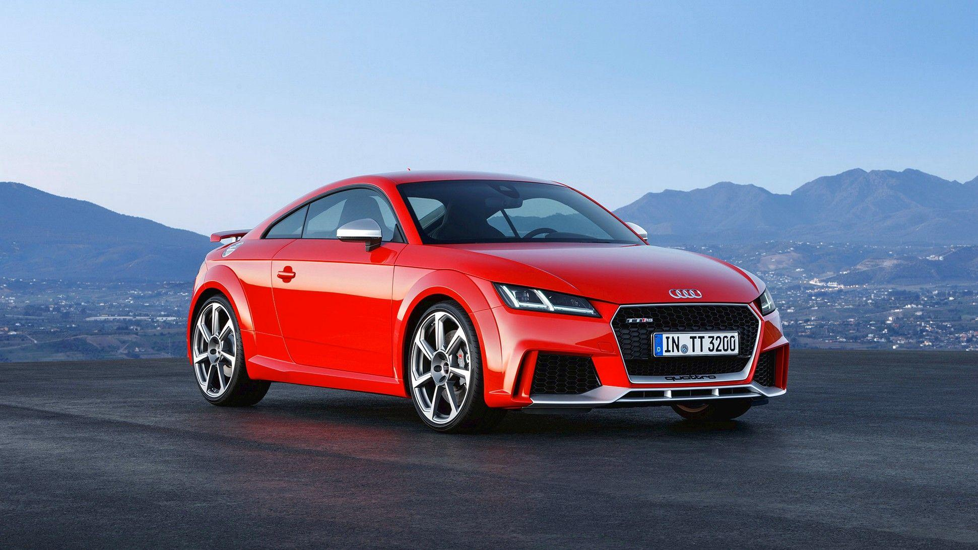 2017 Audi Tt Rs V5 Hd Car Wallpapers