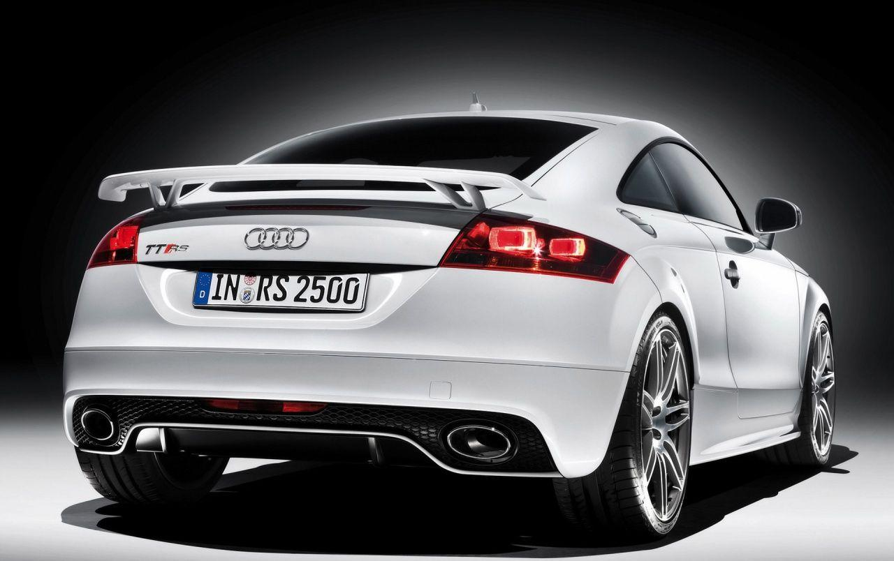 Download Wallpapers 3840x2400 Audi, Tt, Rs, Front view Ultra HD 4K