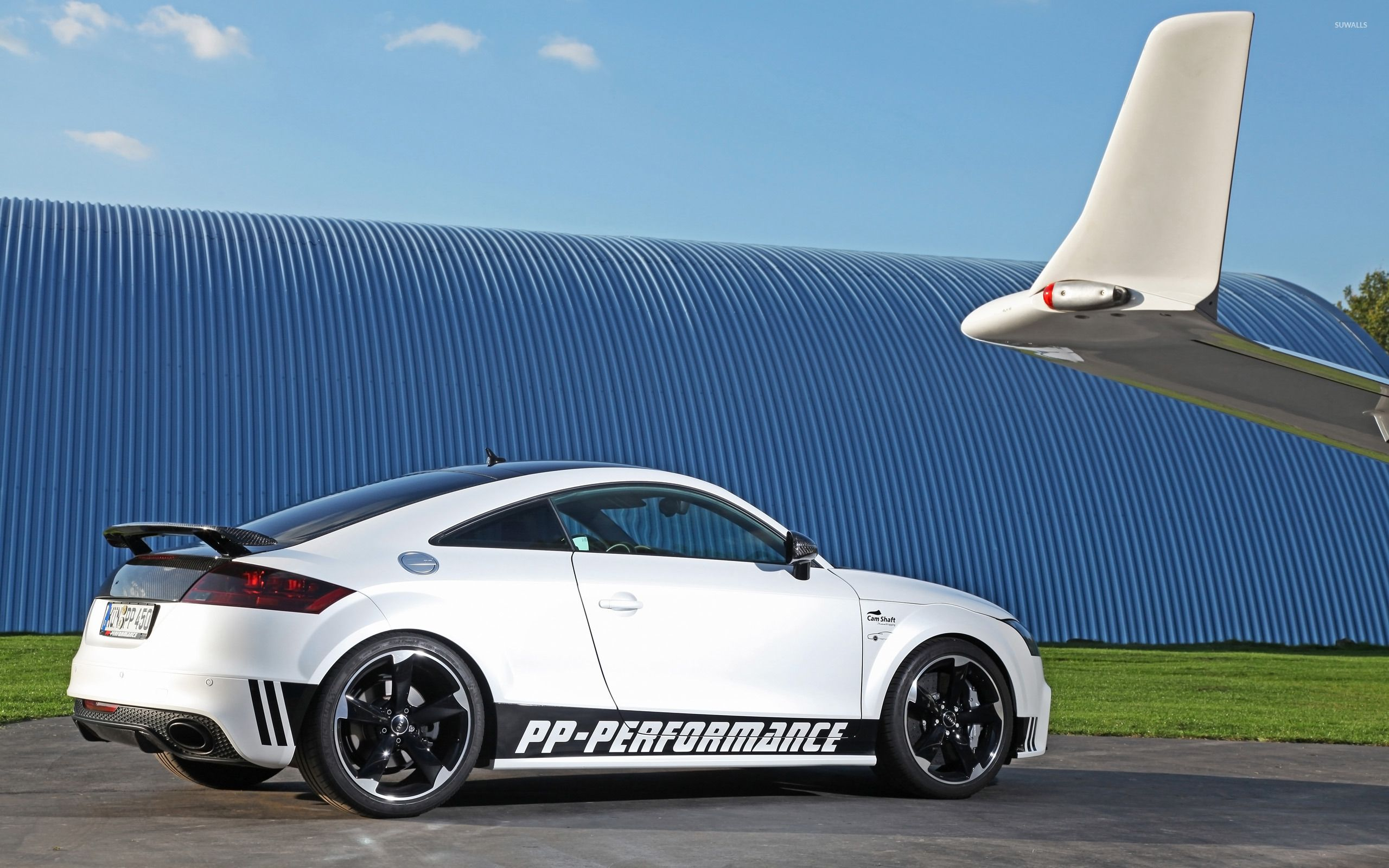 2013 Audi TT RS [3] wallpapers