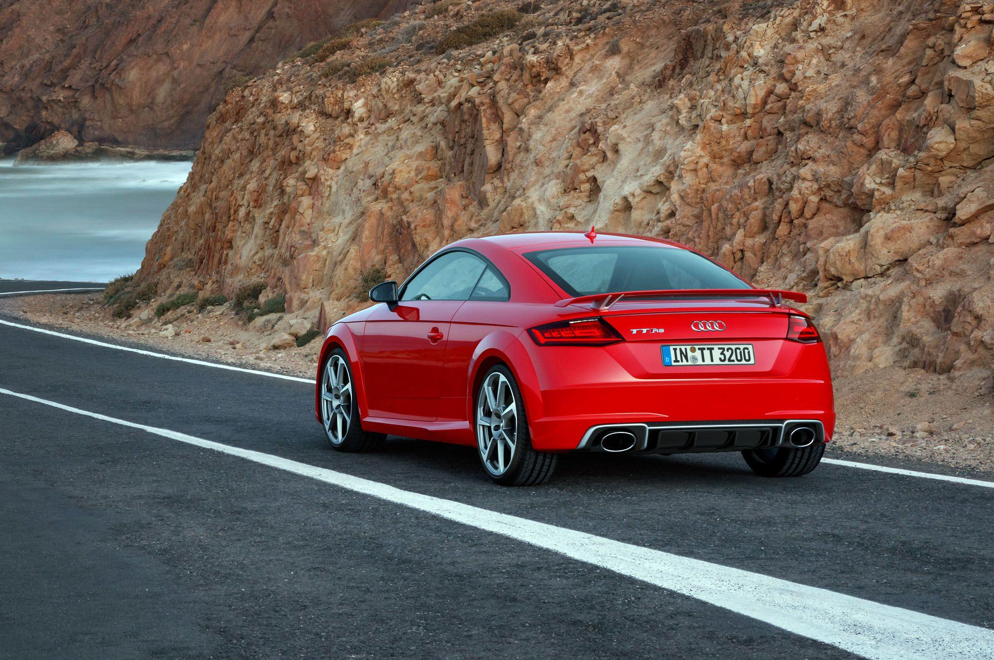 2017 Audi TT RS Coupe Nexus 5 Wallpapers