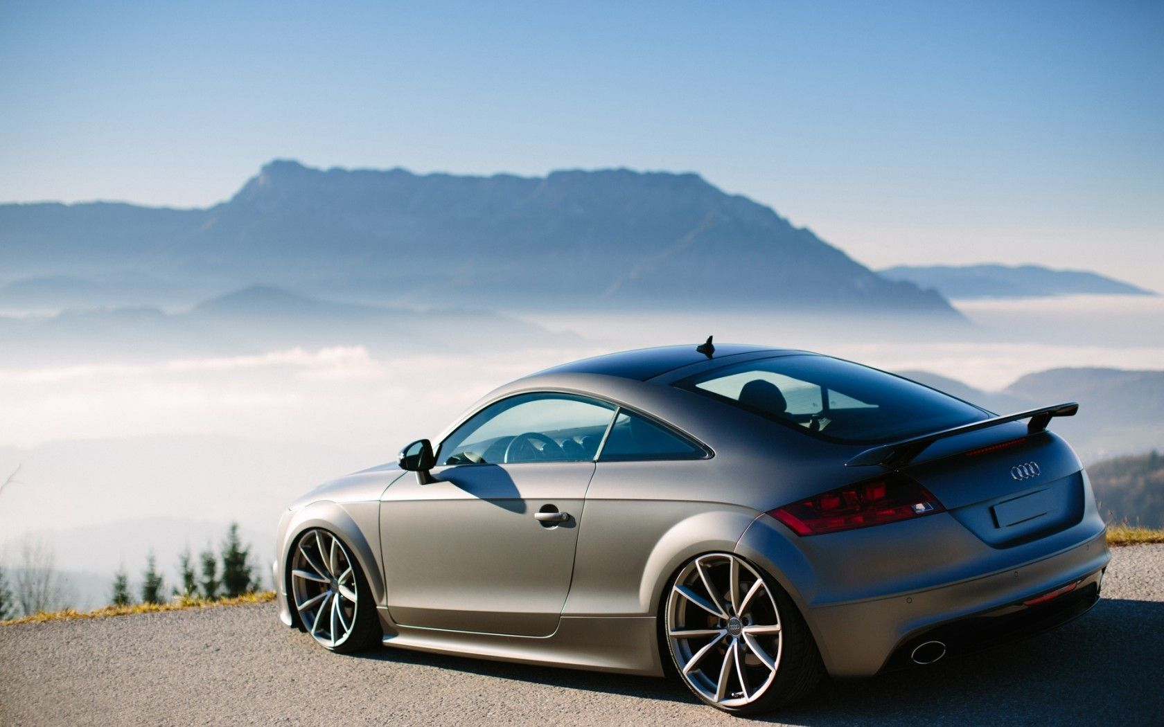 Hellaflush Audi TT wallpapers
