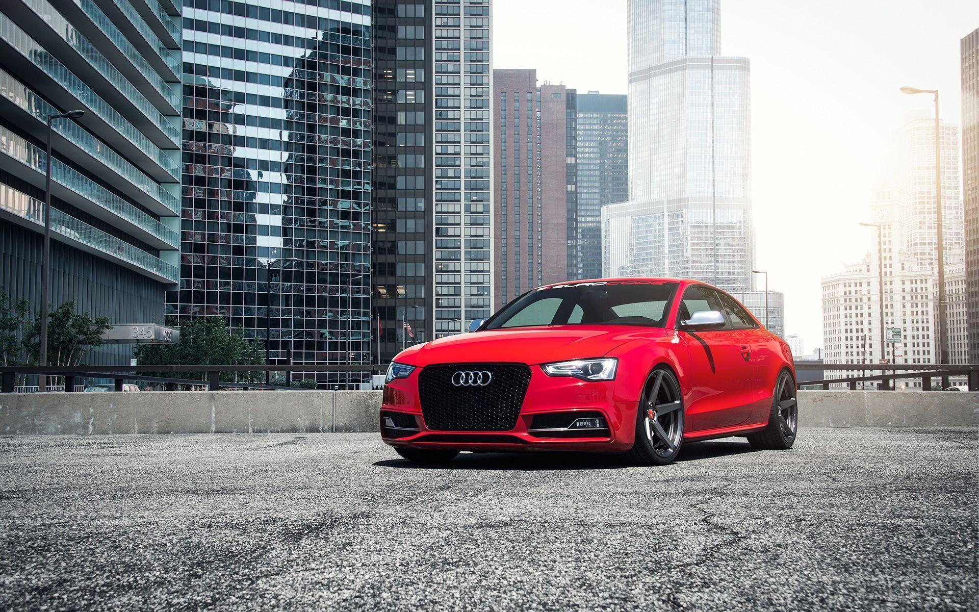 Eurocode Tuning Audi Wallpapers