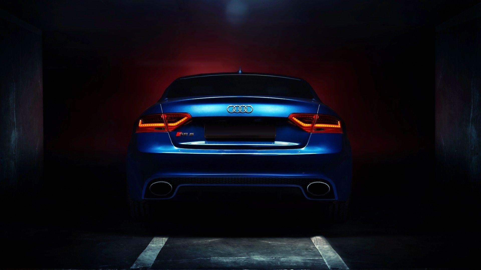 Audi RS5 Full HD Wallpapers and Backgrounds Image