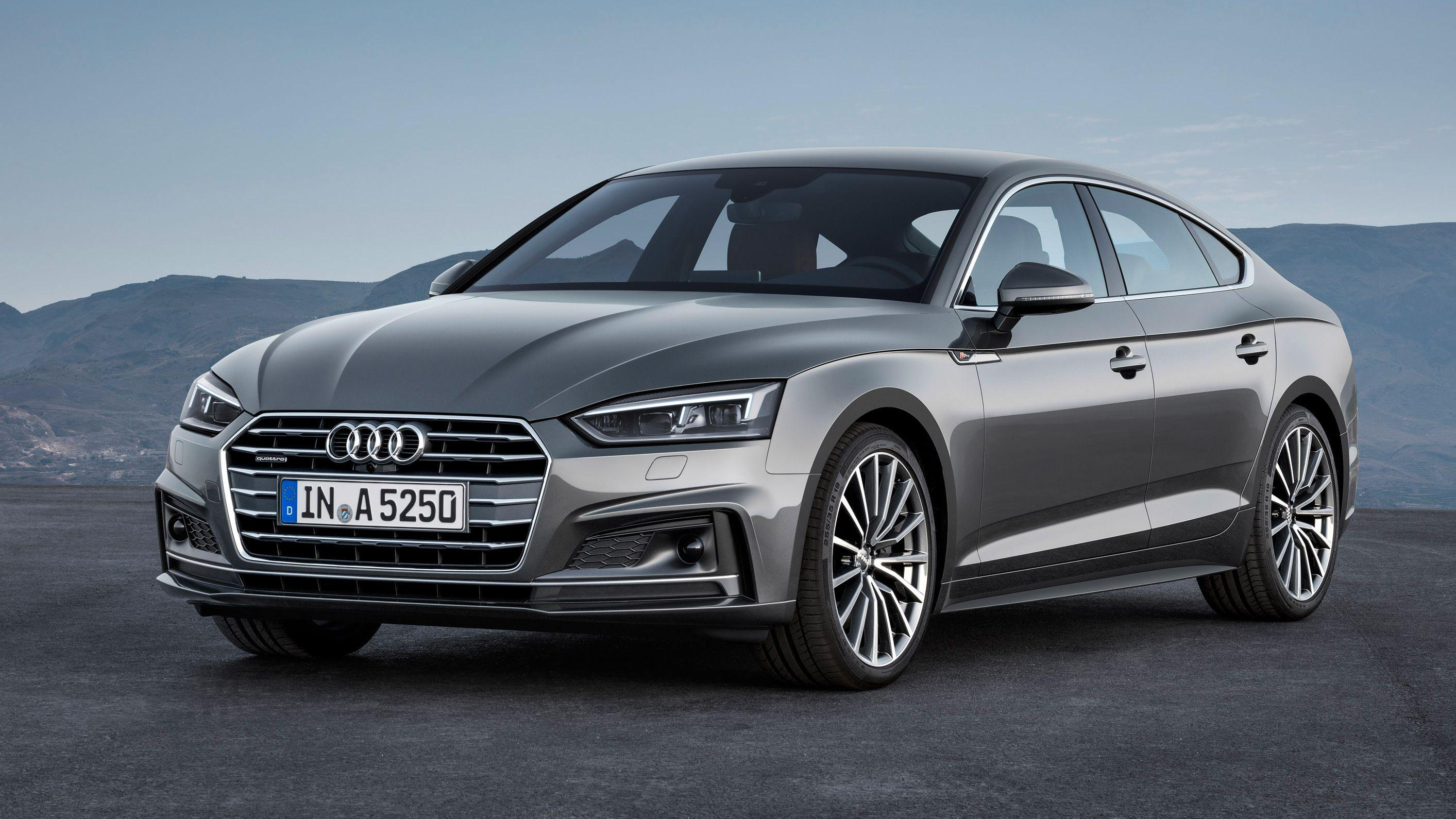 2018 Audi A5 Sportback Wallpapers