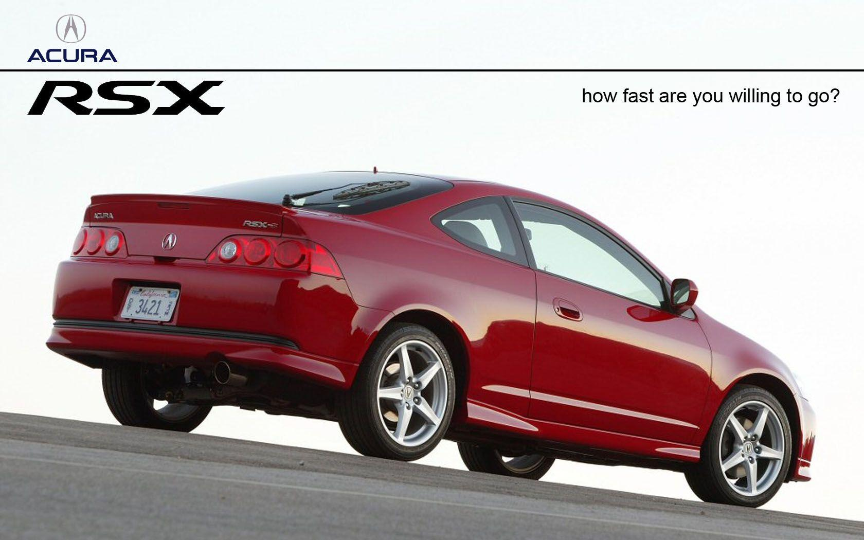 Acura RSX Wallpapers by KendigFX