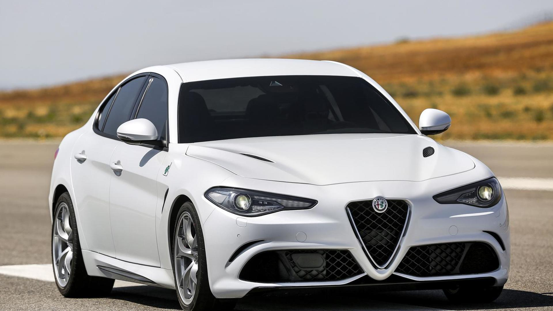 Alfa Romeo says Giulia design was inspired by the 156, not the