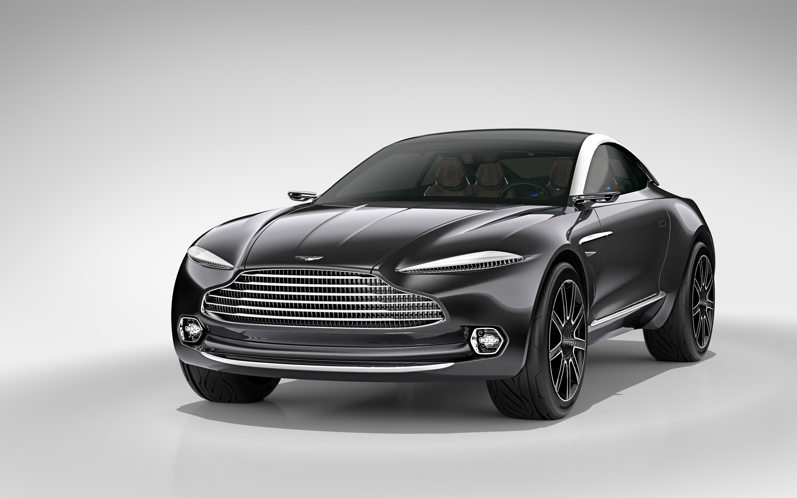 2015 Aston Martin DBX Concept Wallpapers