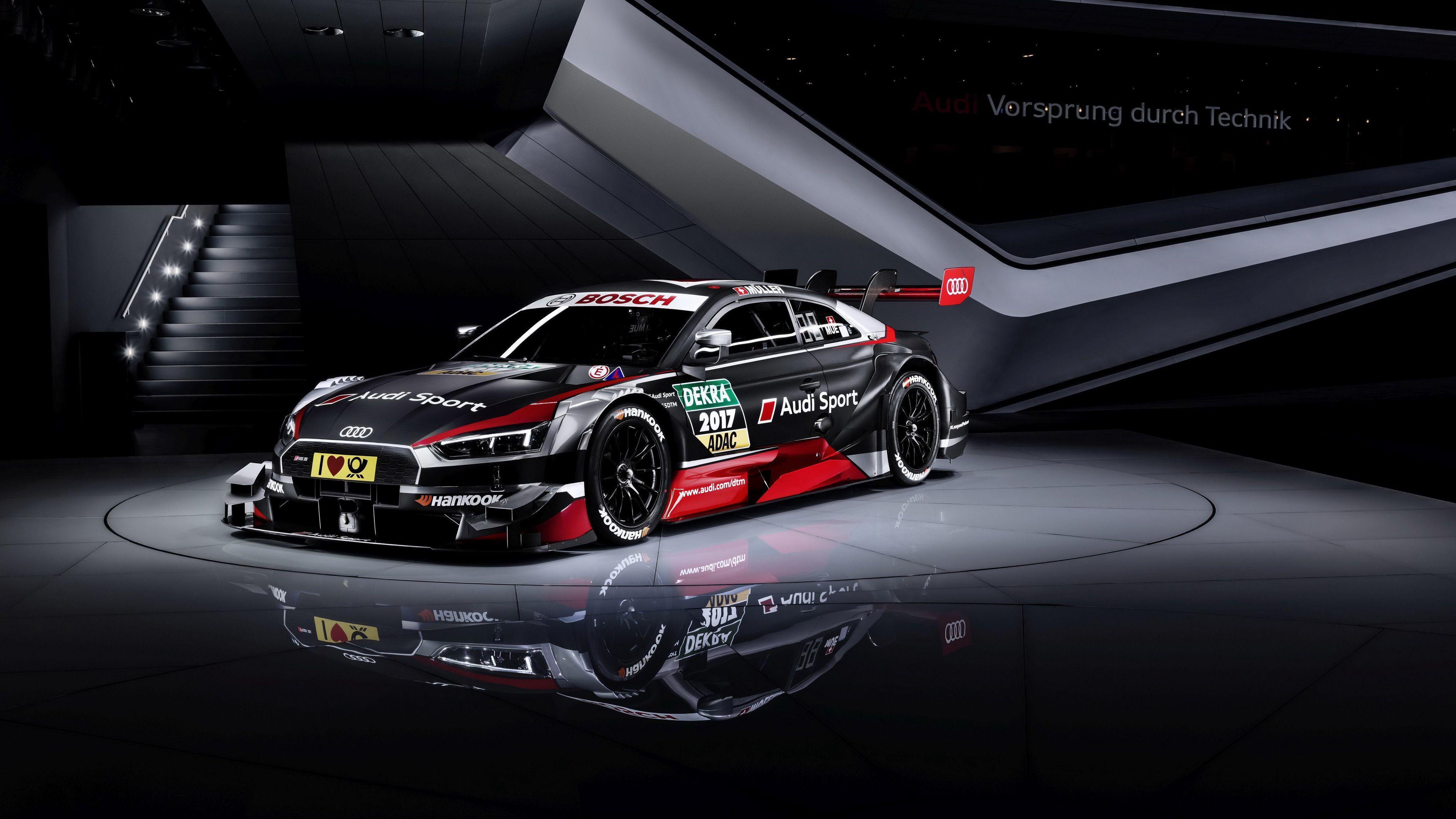 2018 Audi RS 5 Coupe DTM Wallpapers