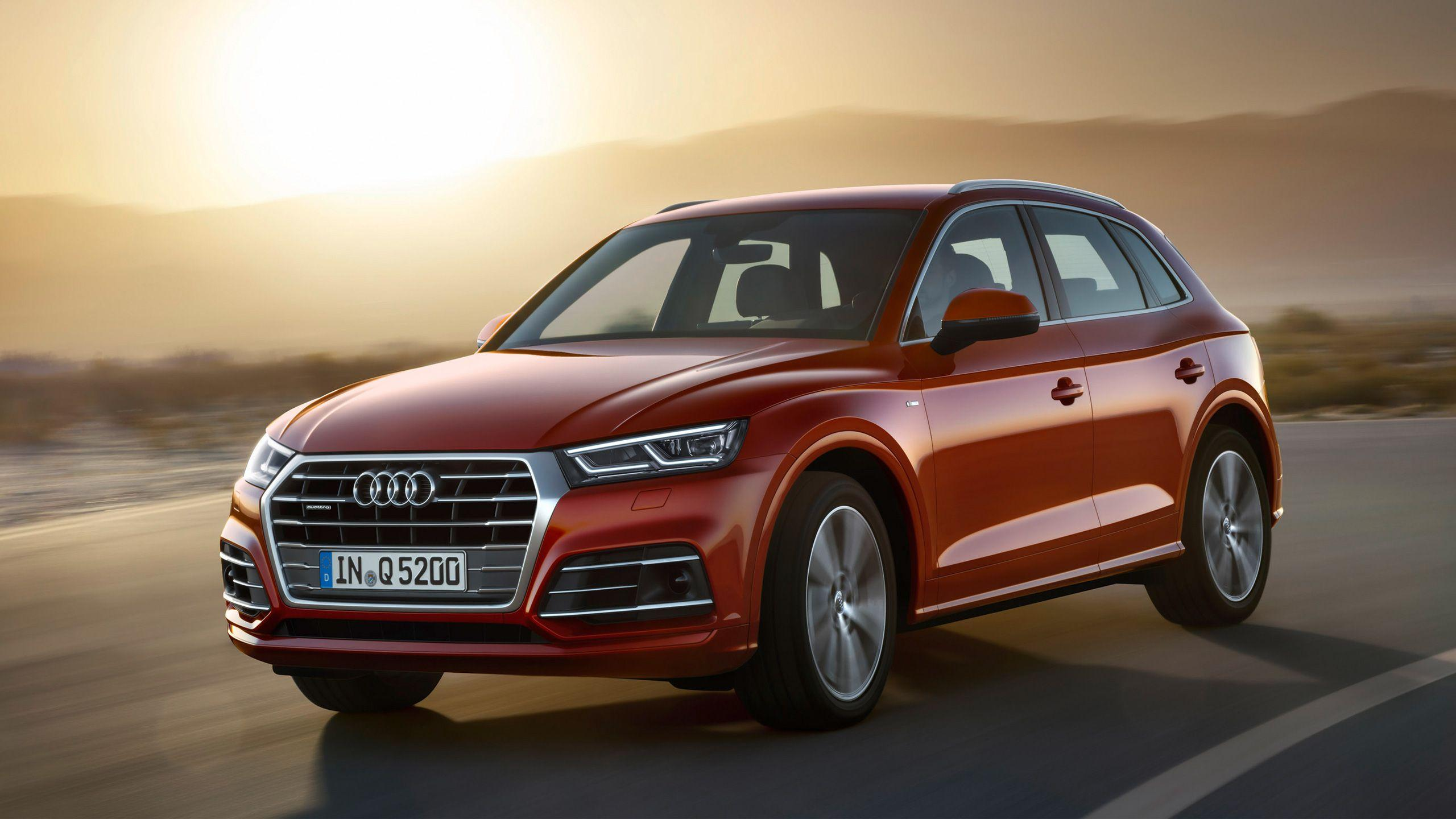 2017 Audi Q5 3 Wallpapers