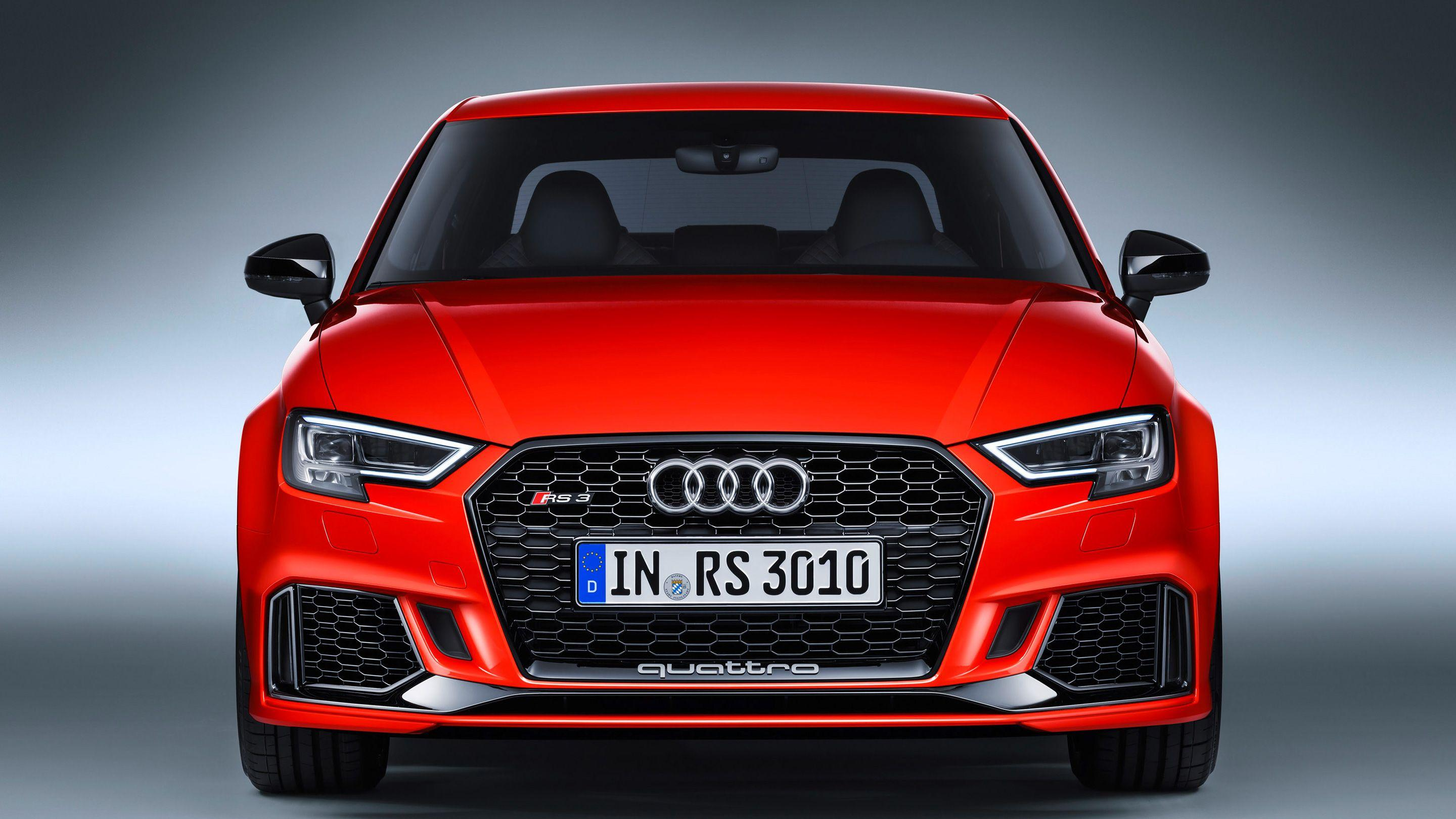 2017 Audi RS3 Wallpapers