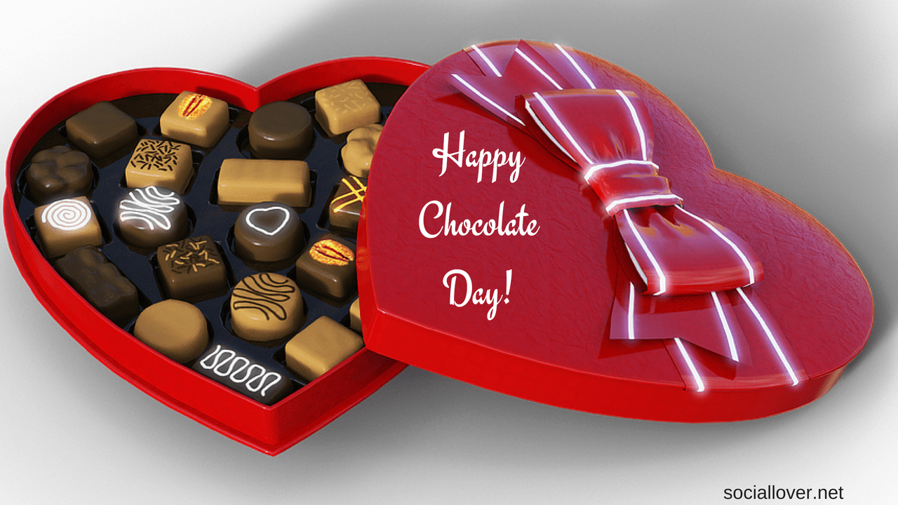 Chocolate Day image HD, Pictures, Wallpapers for Love 2018