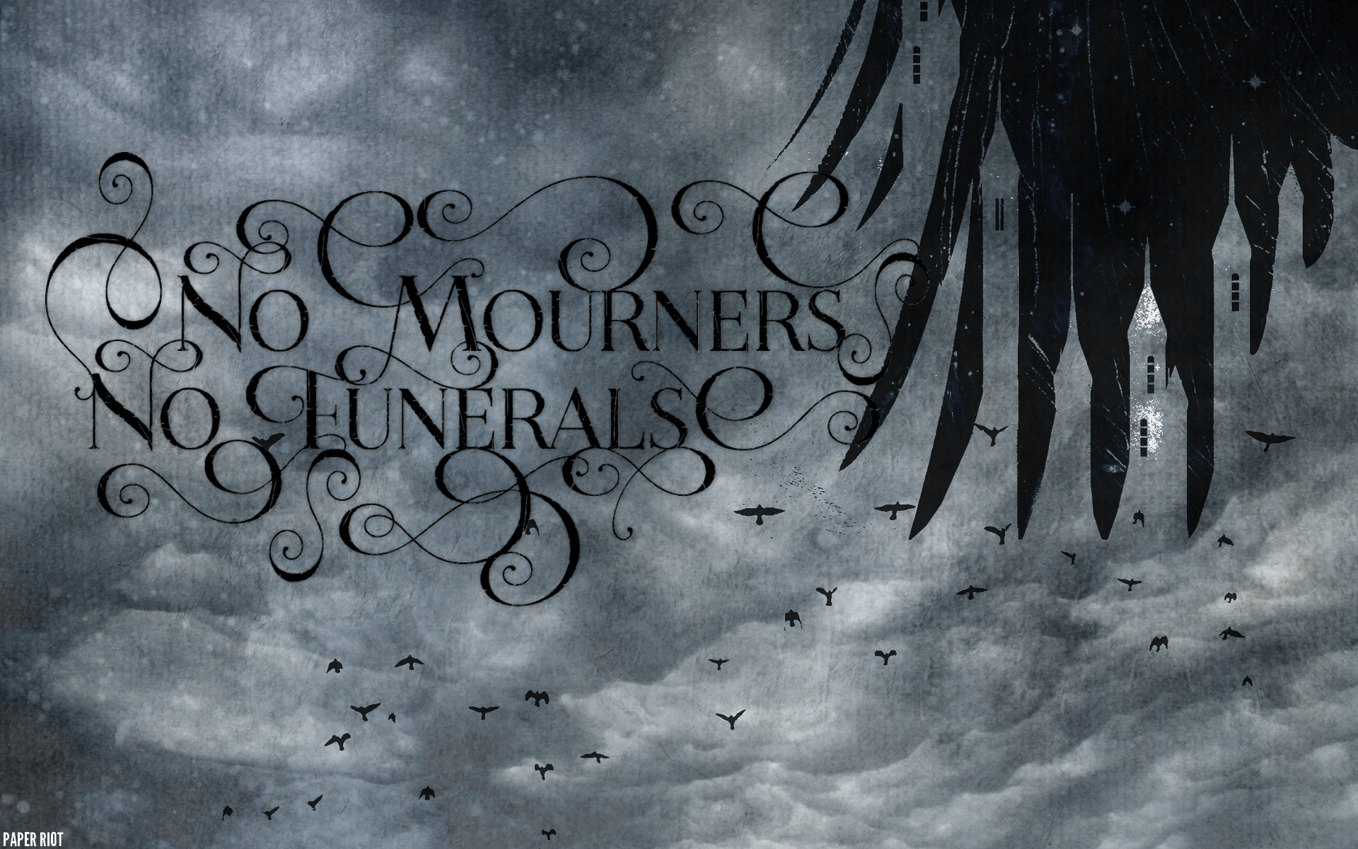 Wallpapers Wednesday: Six of Crows » Paper Riot