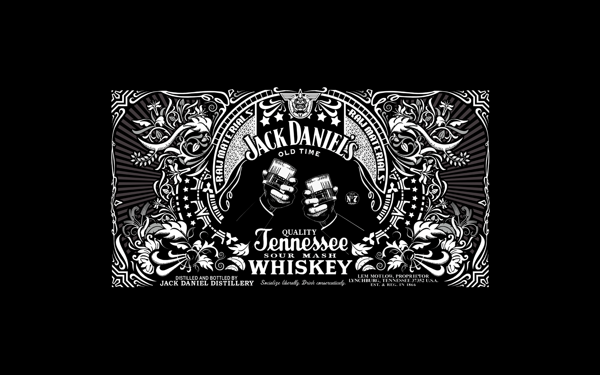 Android Wallpapers Jack Daniels Drinks