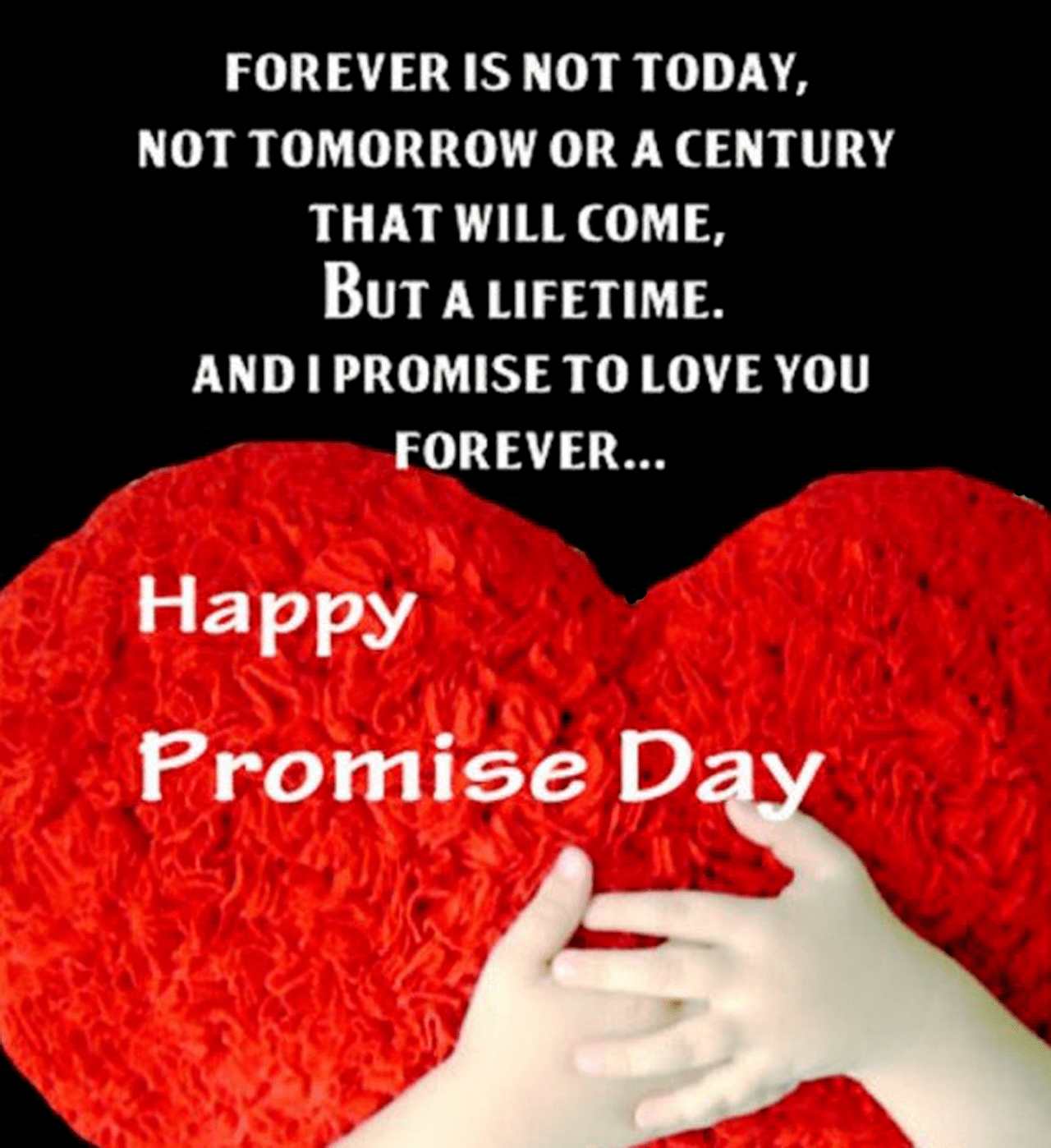 Beautiful Promise Day, Wallpapers, Greetings and Wishes cards
