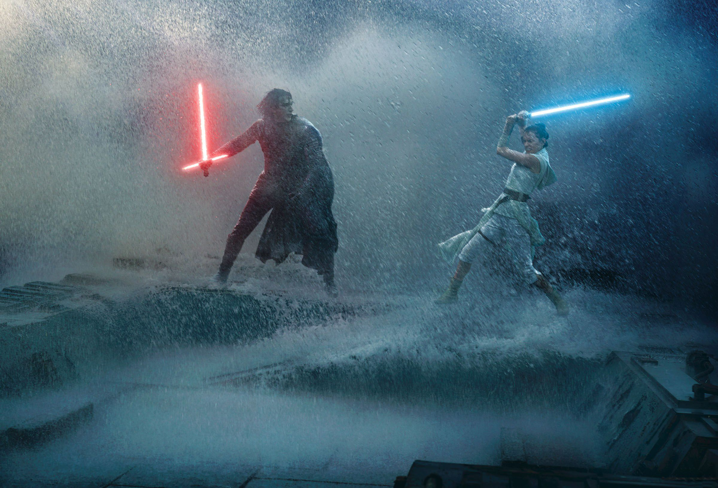 The Rise Of Skywalker Wallpapers