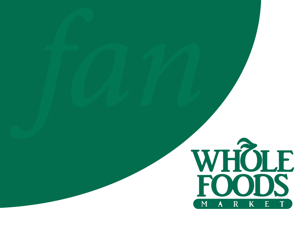 PURELY GOOD {The Whole Foods Fanlisting}