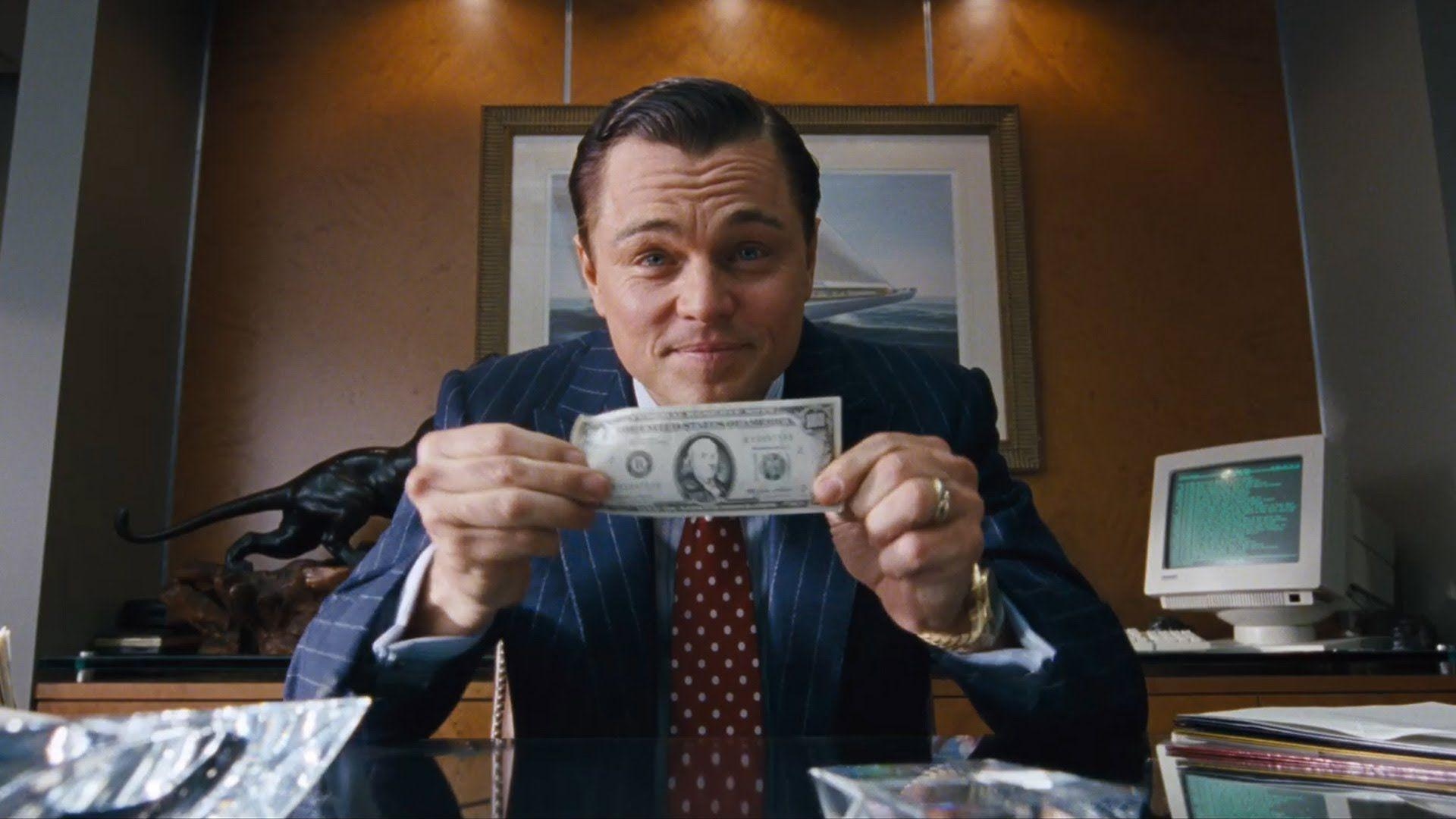 The Wolf Of Wall Street HD Desktop Wallpapers