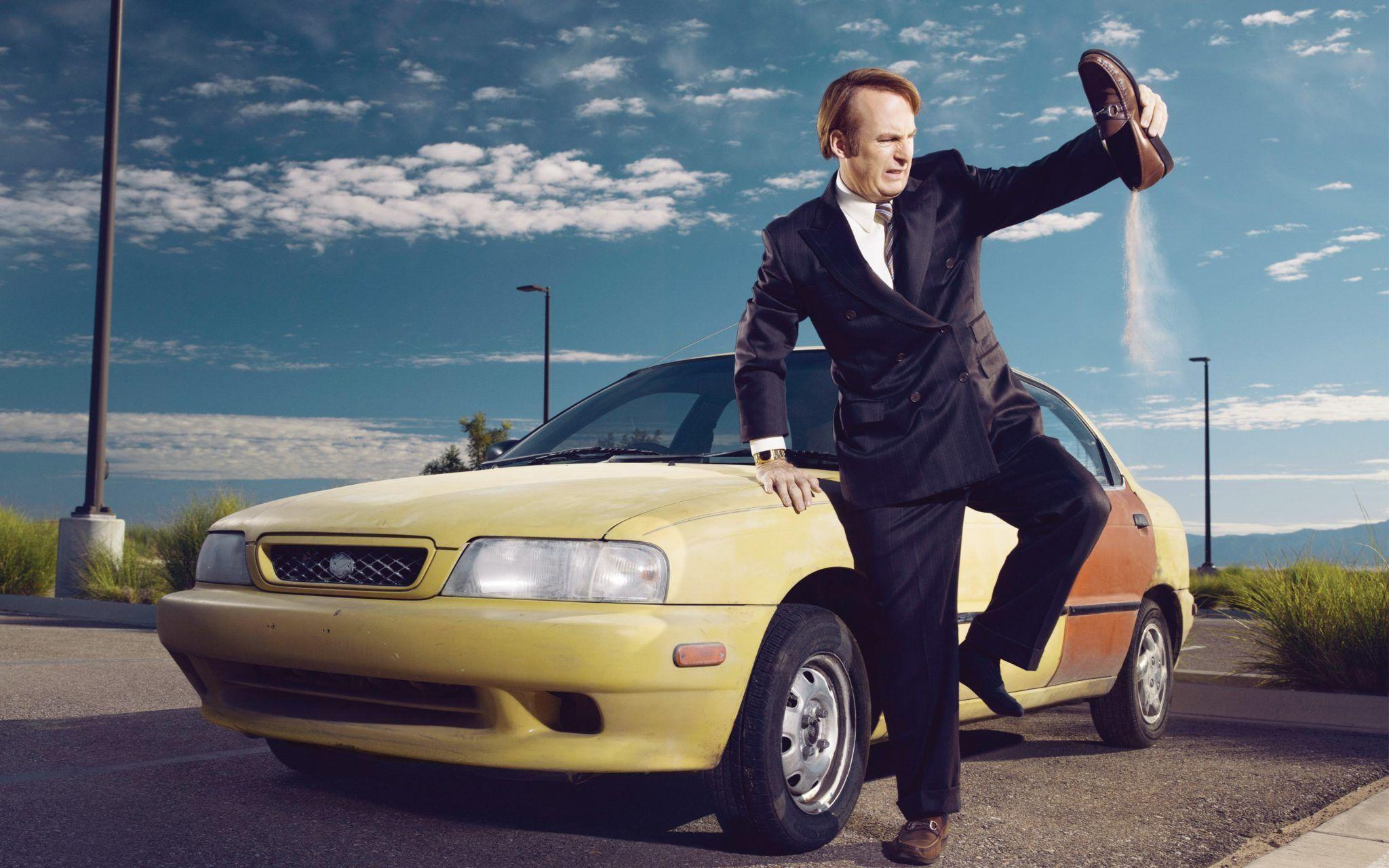 Bob Odenkirk in Better Call Saul Wide HD Wallpapers