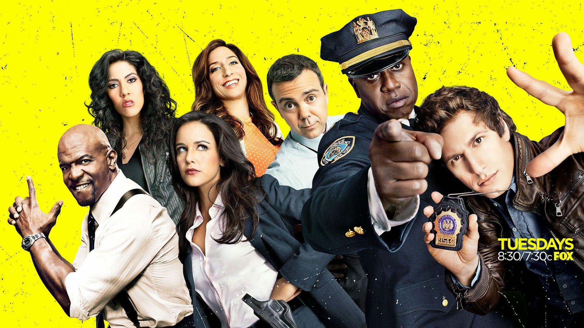 Brooklyn Nine Nine Full HD Wallpapers and Backgrounds Image