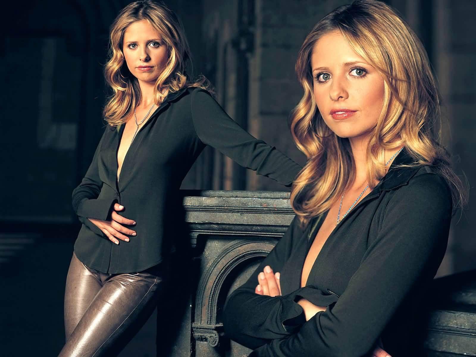 HD Buffy The Vampire Slayer Backgrounds