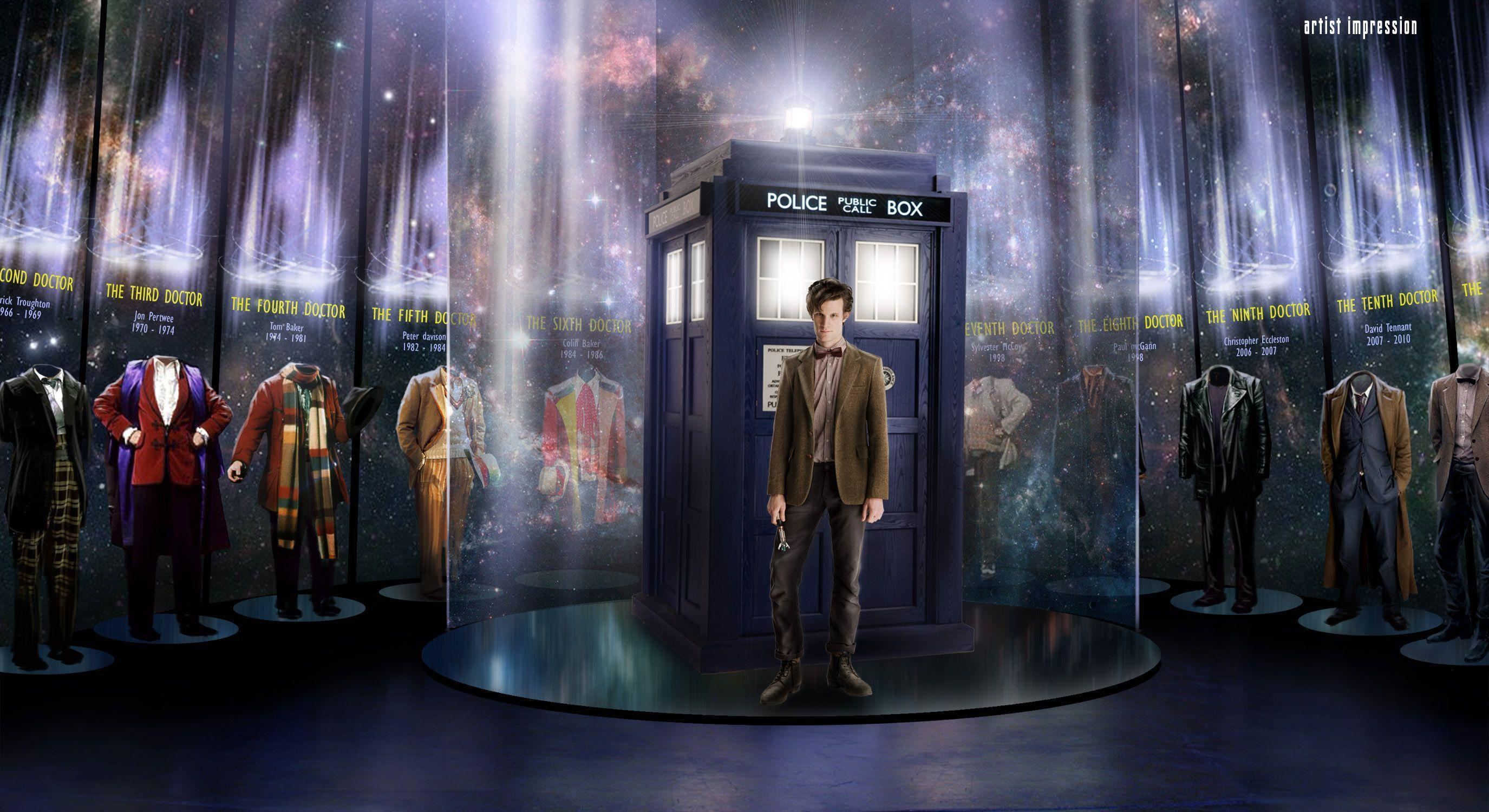 Wallpapers For > Doctor Who Wallpapers Hd