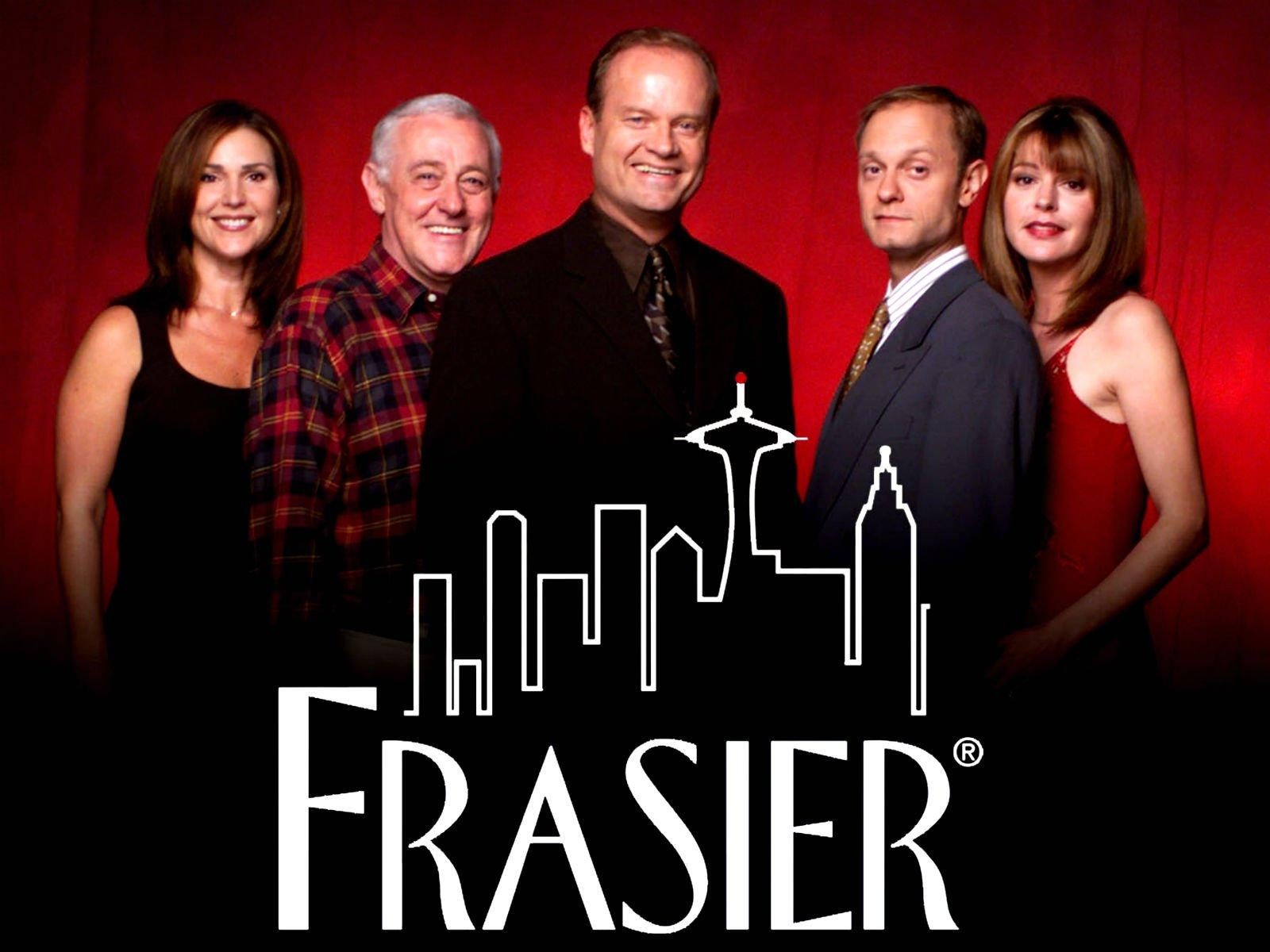 FRASIER comedy sitcom series poster wallpapers
