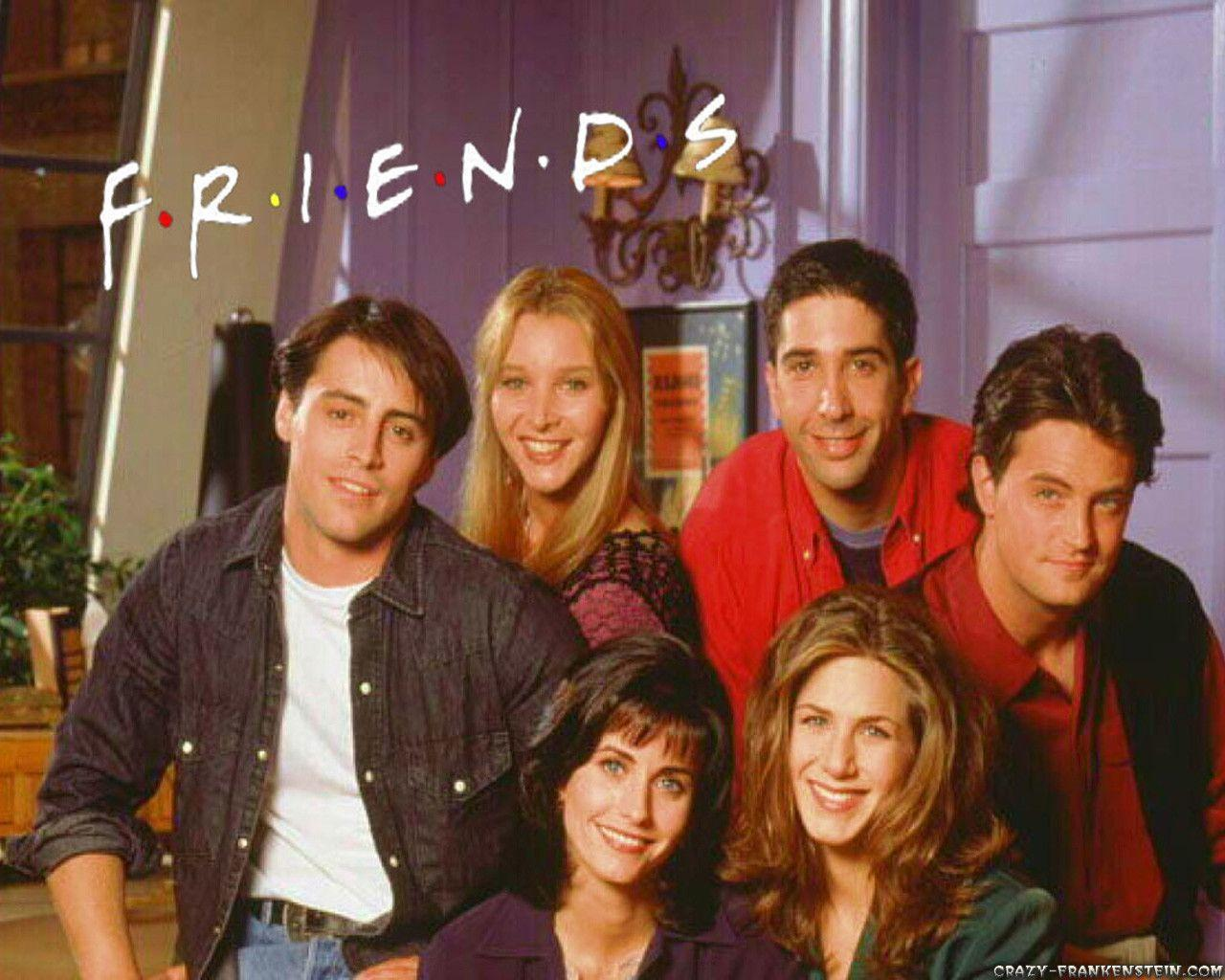 Social networks go wild with the possibility of NBC&Friends