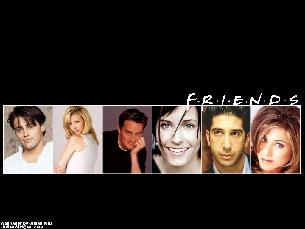 Friends Tv Show Wallpapers black for Android