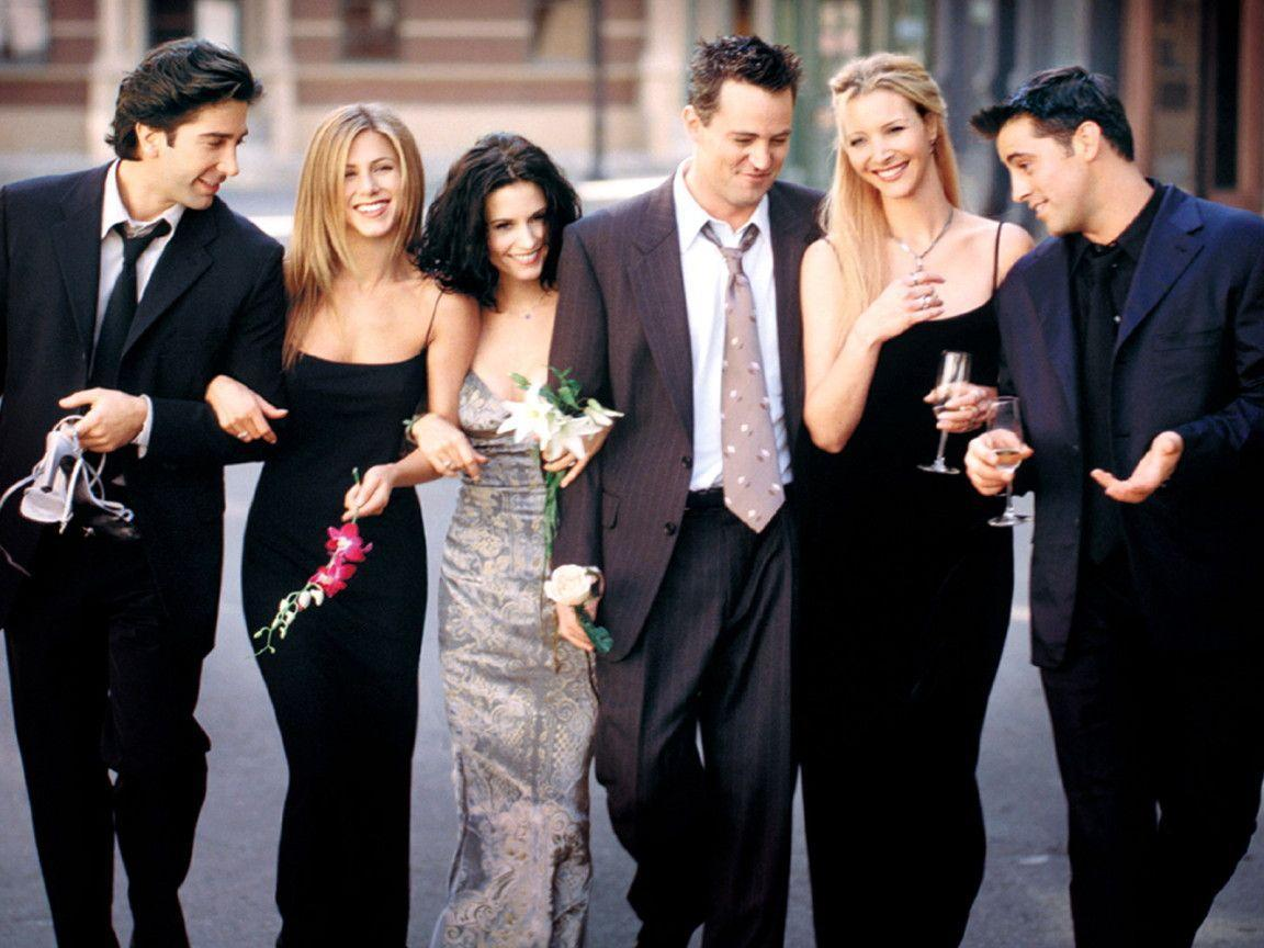 Image For > Friends Tv Show Wallpapers