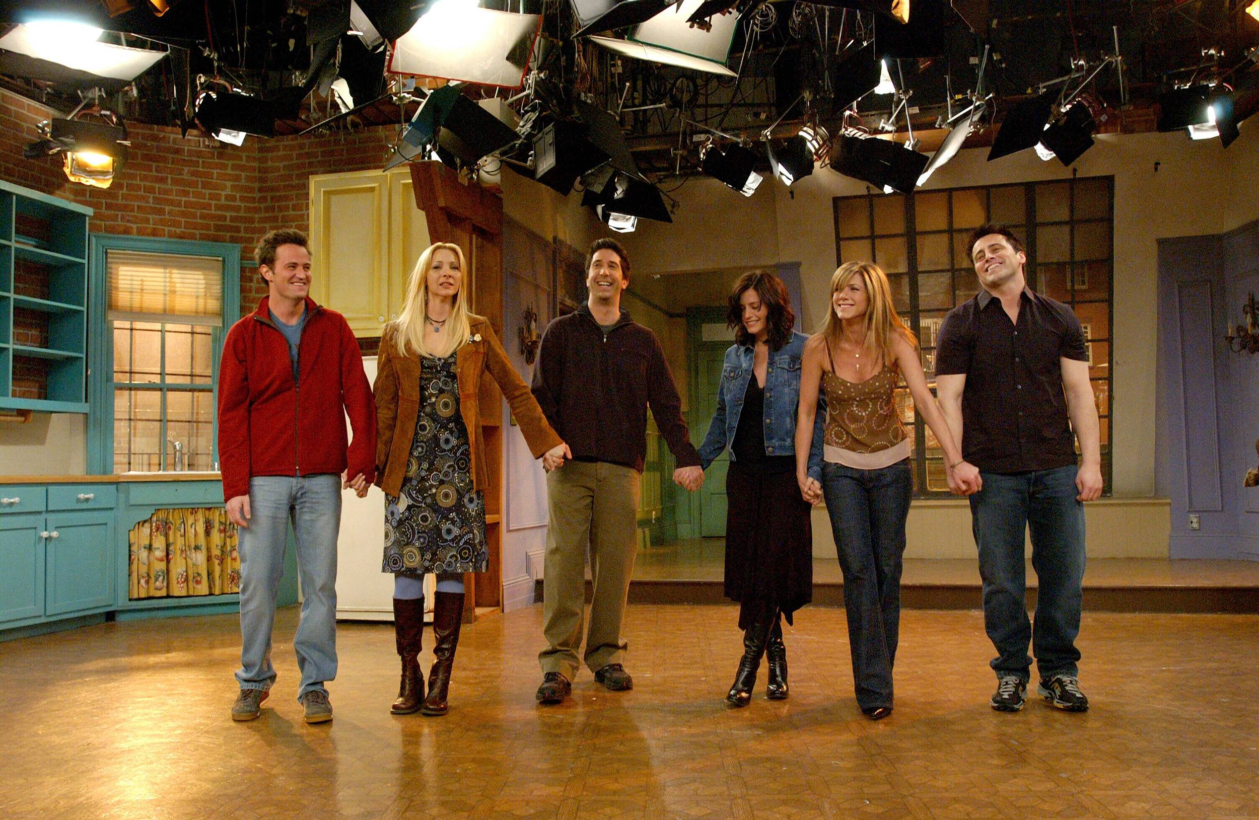Image For > Friends Tv Show Season 1