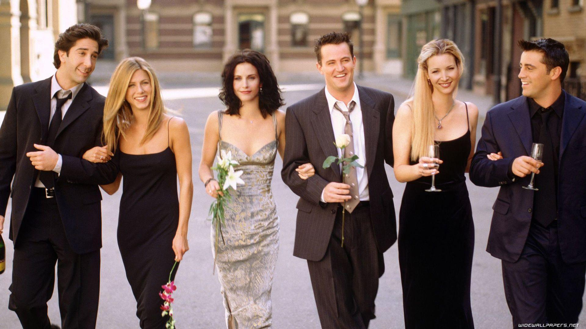 Image For > Friends Tv Series Cover Photo