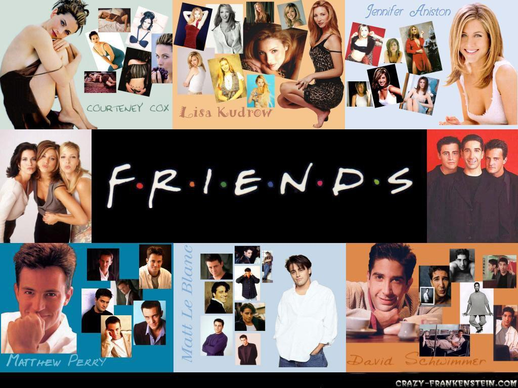 Friends Wallpapers and Backgrounds Image