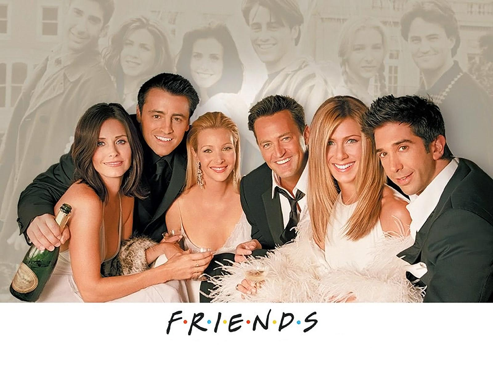 Friends Tv Show Wallpapers Hd Group
