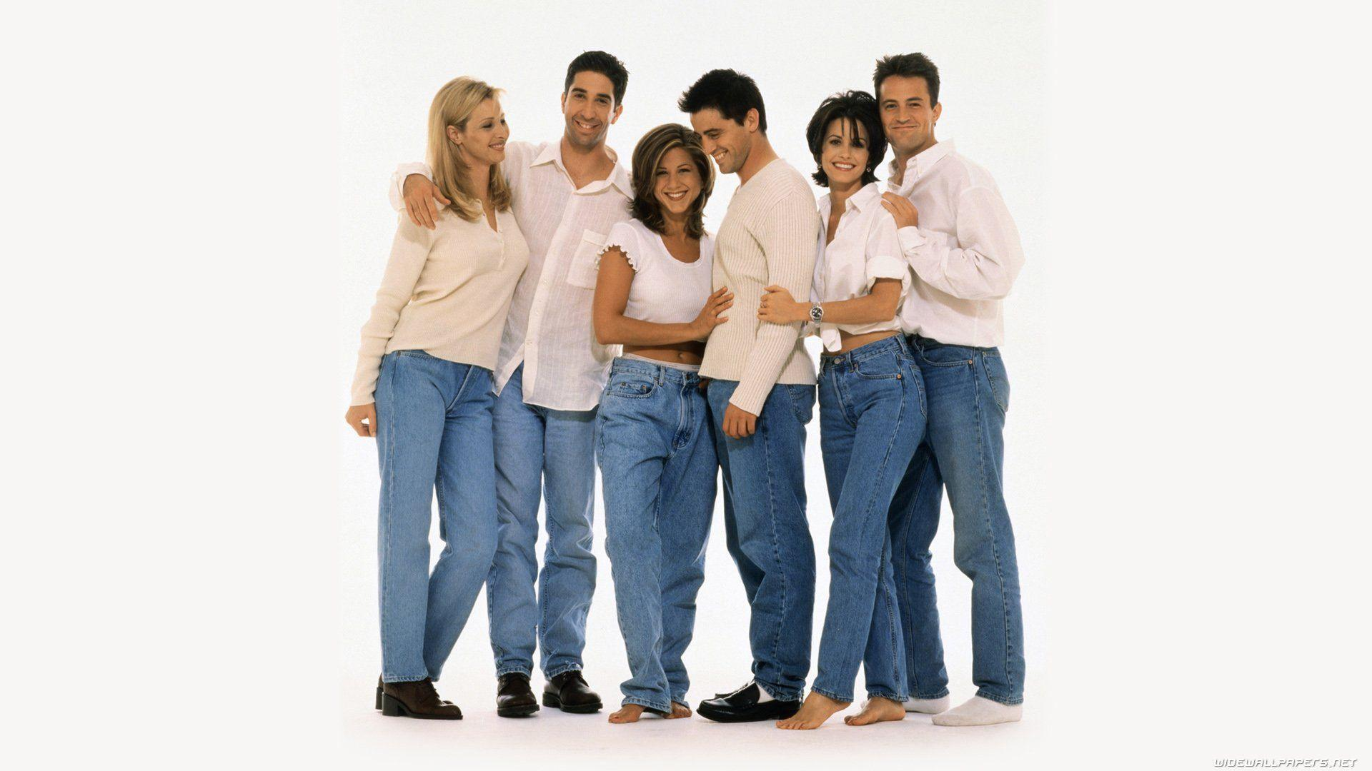 Friends Tv Show Wallpapers » WallDevil
