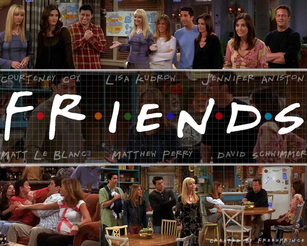 Friends Series Wallpapers Group